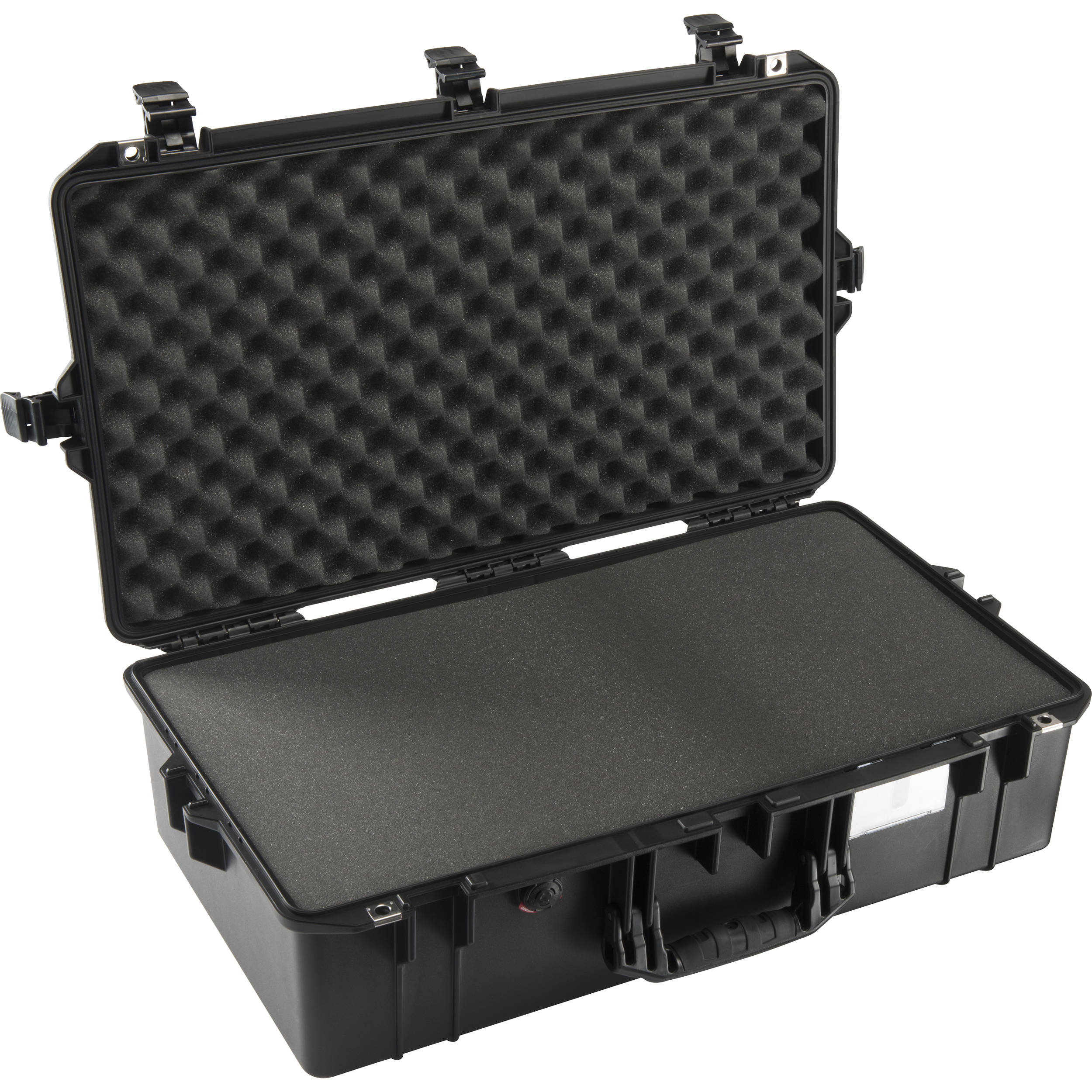 Pelican 1605 Protector Air Case Black PickNPluck Foam
