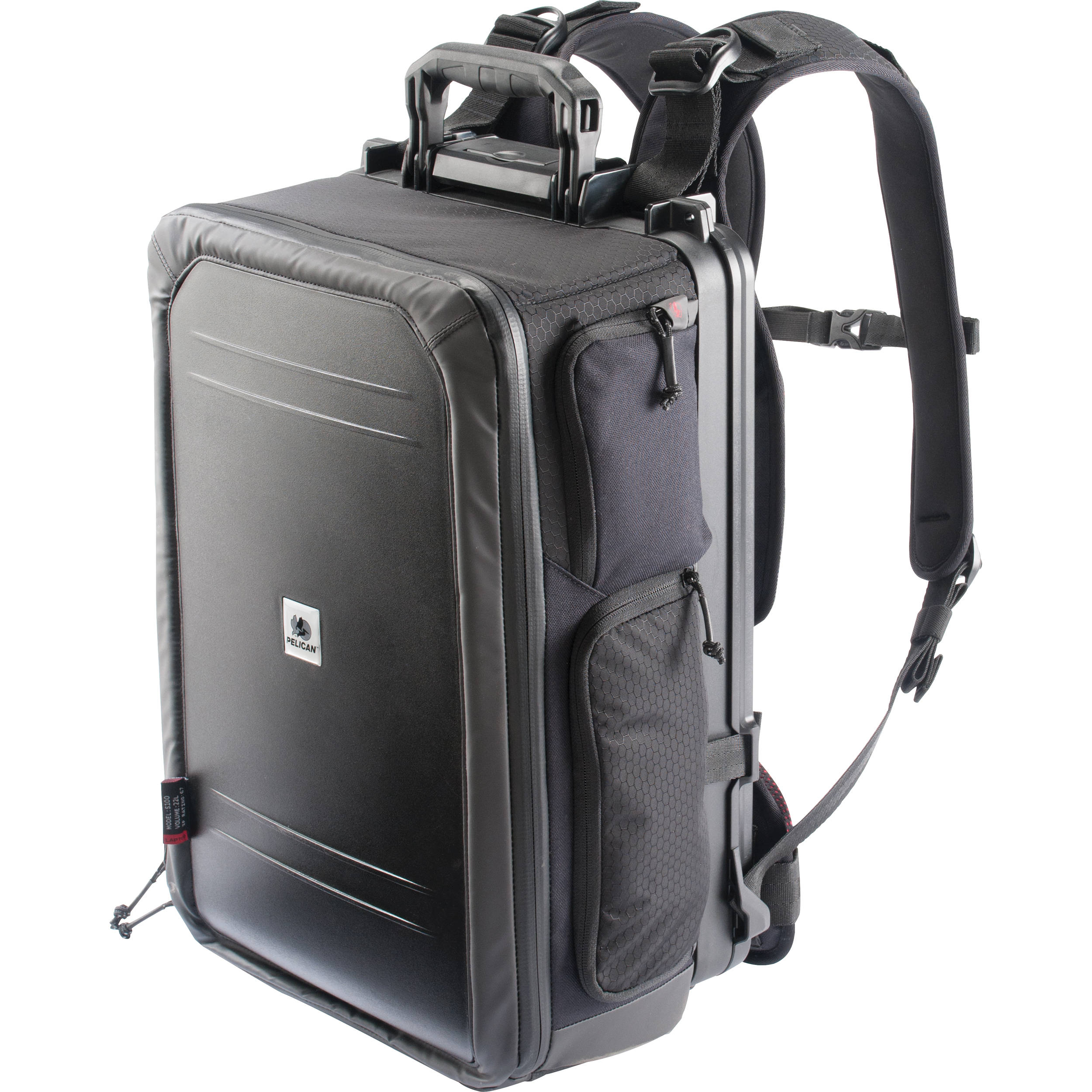 Pelican S115 Sport Elite Laptop & Camera 0S1150-0003-110 B&H
