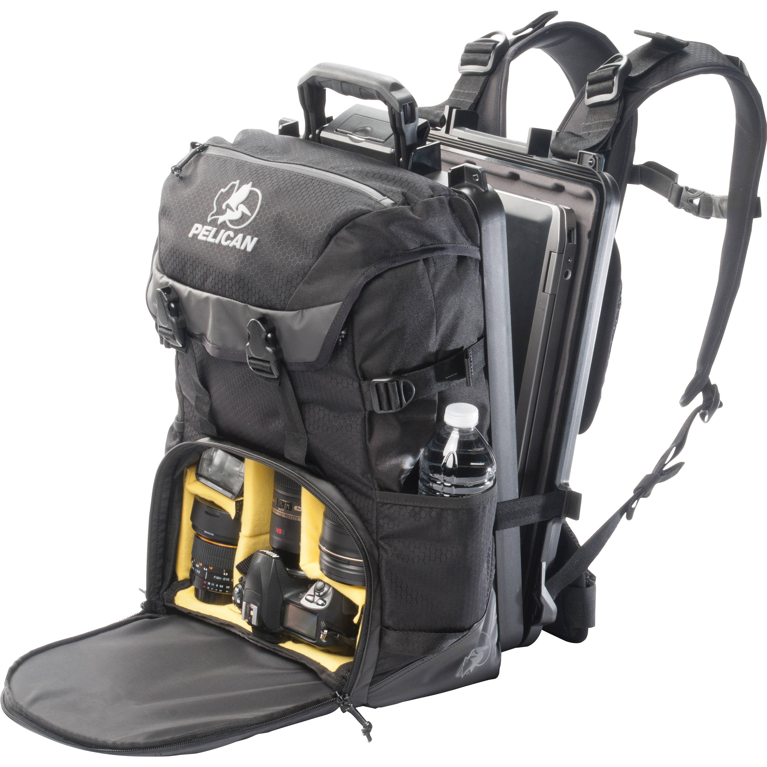 Pelican ProGear Backpacks Provide Robust Protection with Ergonomic ...