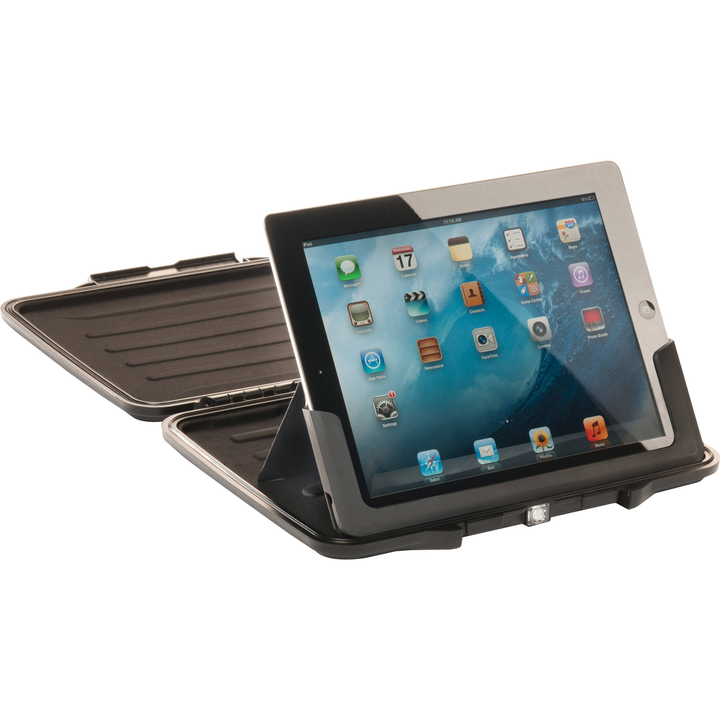 pelican progear i1065 hardback case 1065 005 110 b h photo video. Black Bedroom Furniture Sets. Home Design Ideas