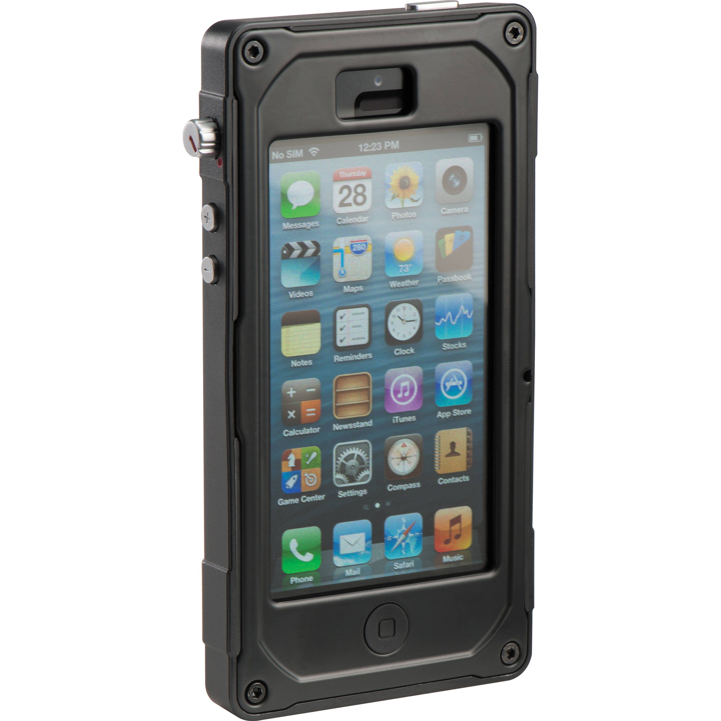 Pelican ProGear Vault Series Case for iPhone 5 CE1180-I50A-D1D
