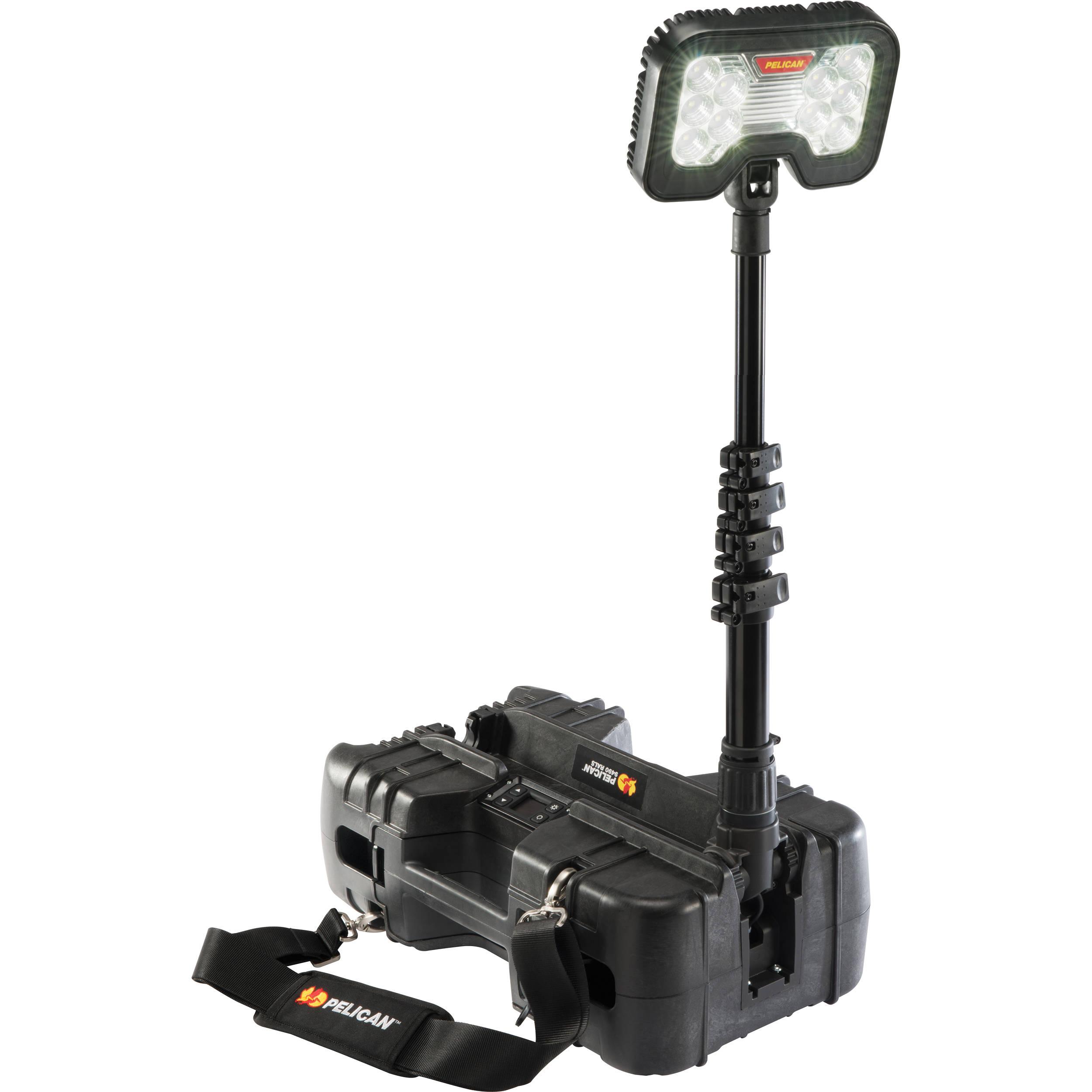 Pelican 9490 Remote Area Lighting System Black 094900