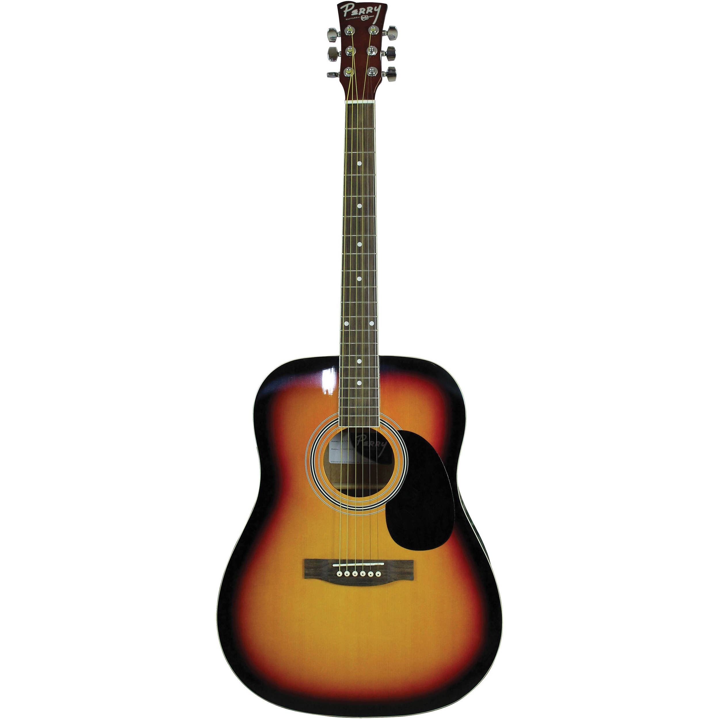 Chordbuddy perry adult dreadnought acoustic guitar pd1 vb bh chordbuddy perry adult dreadnought acoustic guitar vintage sunburst hexwebz Image collections