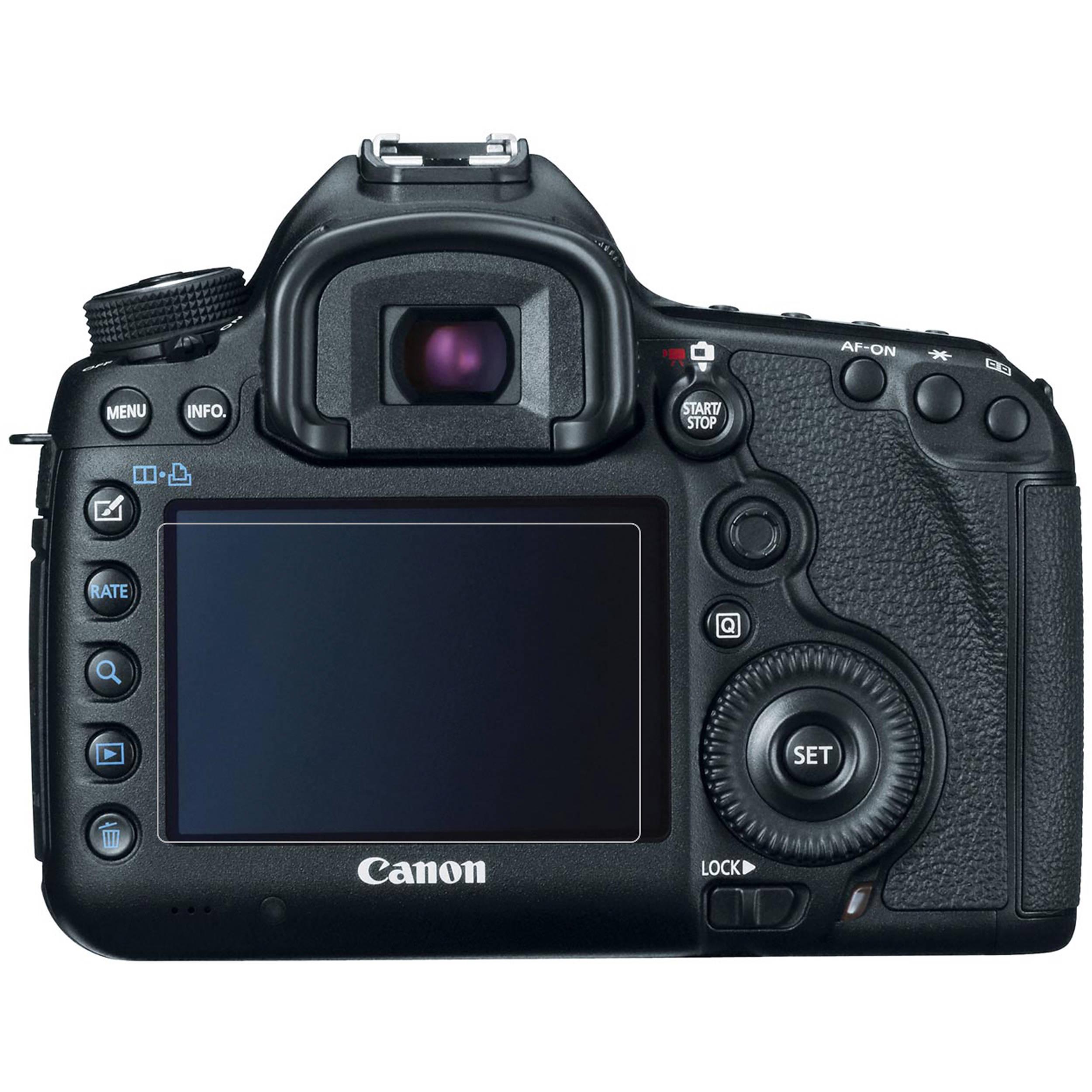 Eos 5d Mark Iii >> Phantom Glass Lcd Screen Protector For Canon Eos 5d Mark Pgc 005