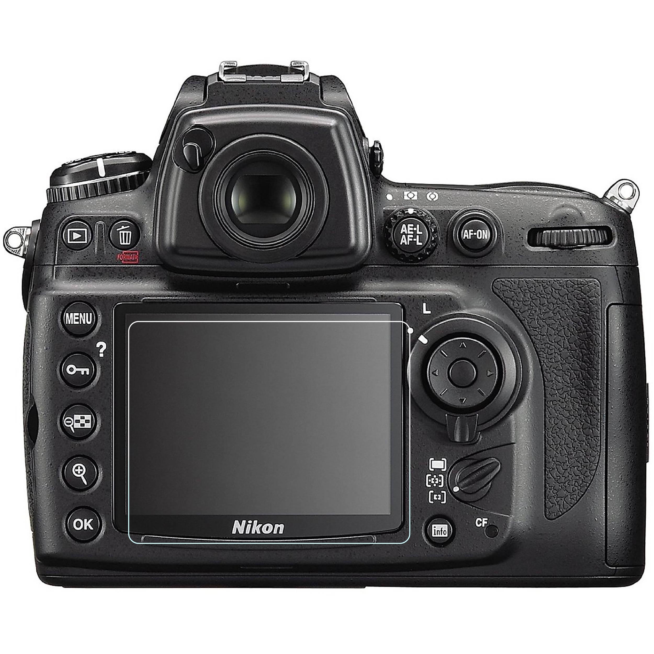 Nikon d7000 bh photo video phantom glass lcd screen protector for nikon d700 or d7000 baditri Images