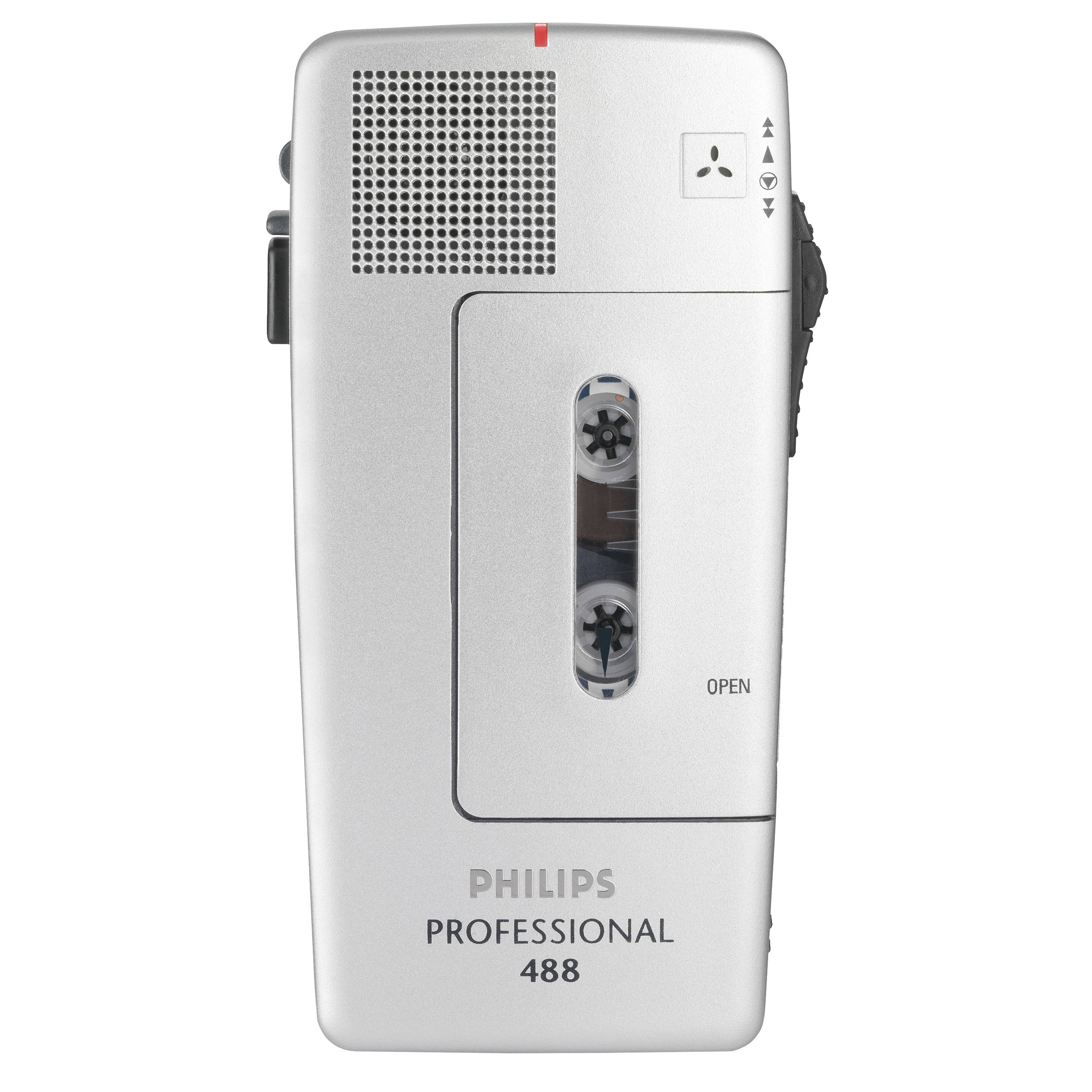 Philips Classic 488 Mini Cassette Recorder Lfh0488 00b Bh Photo Free Ongkir Dry Iron Hi 1172