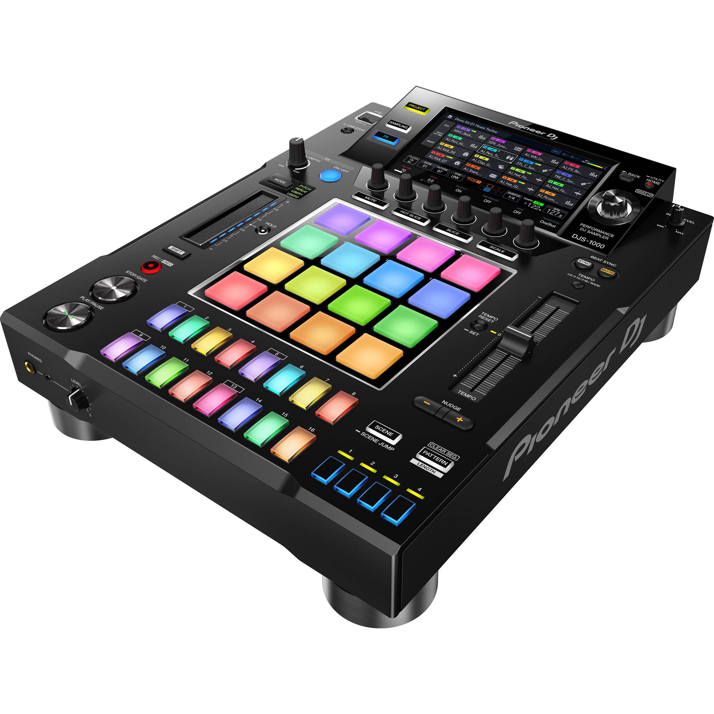 MATERIRL DJ PIONEER