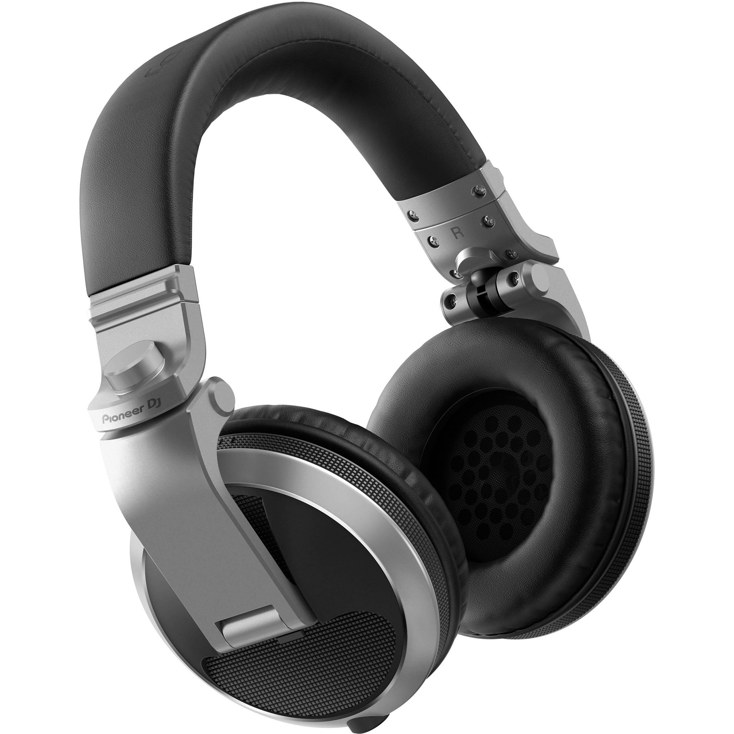 PIONEER HDJ1500S PROFESSIONAL DJ HEADPHONES IN SILVER REVIEW