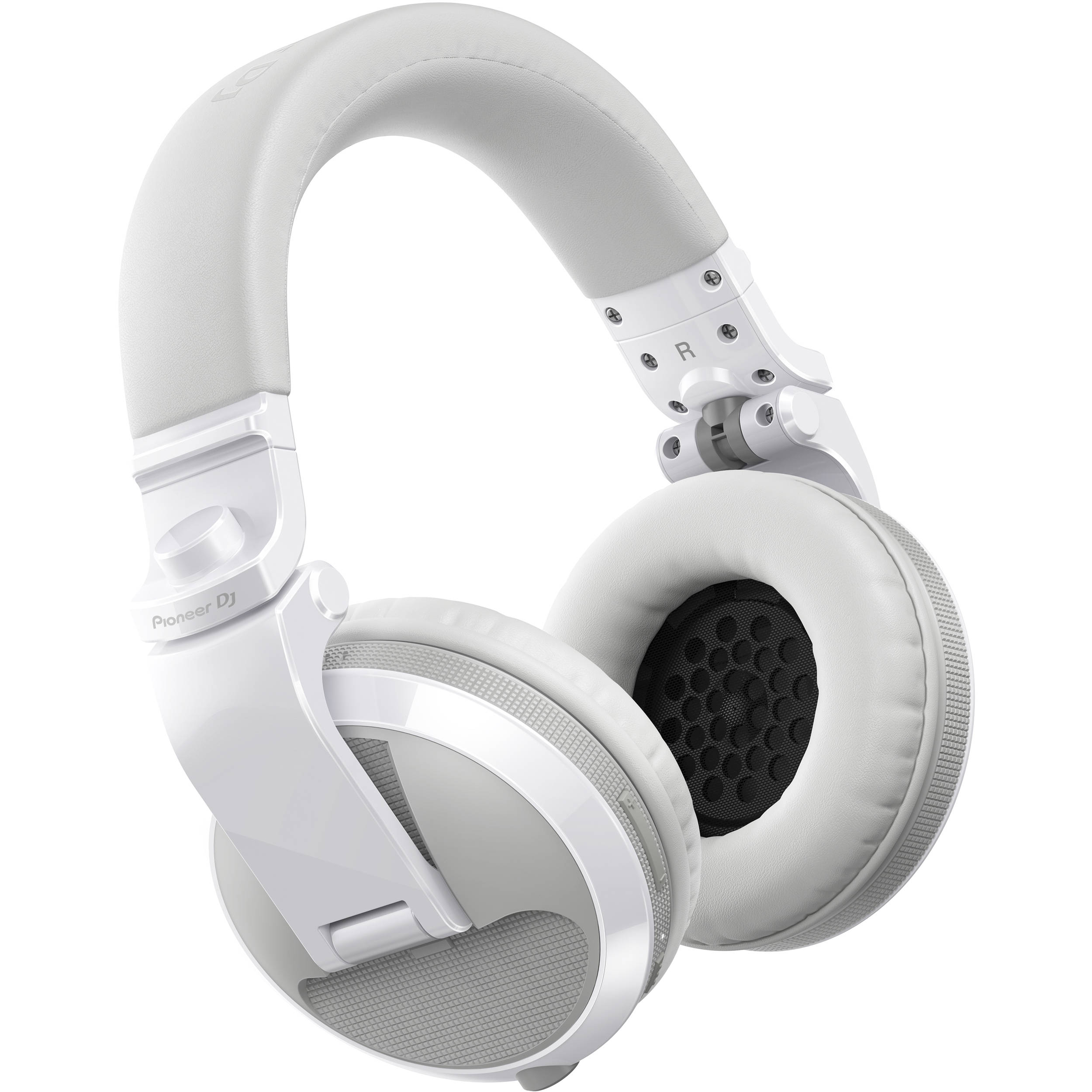 ee1a9ce902e Pioneer DJ HDJ-X5BT Bluetooth Over-Ear DJ Headphones HDJ-X5BT-W