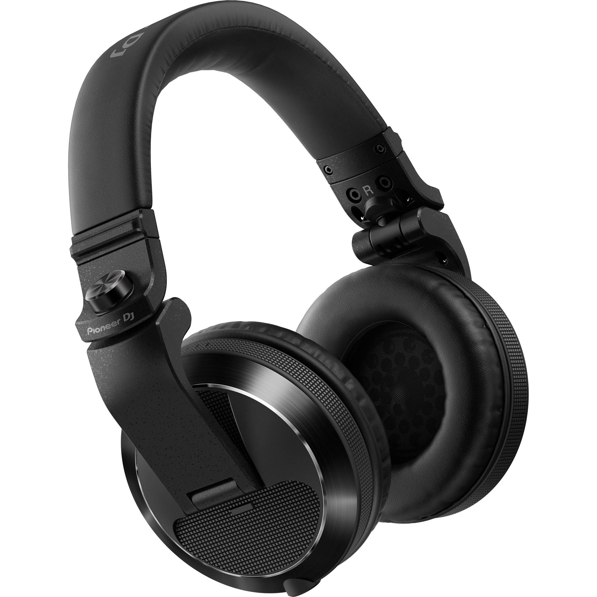 pioneer dj hdj x7 professional over ear dj headphones hdj x7 k. Black Bedroom Furniture Sets. Home Design Ideas