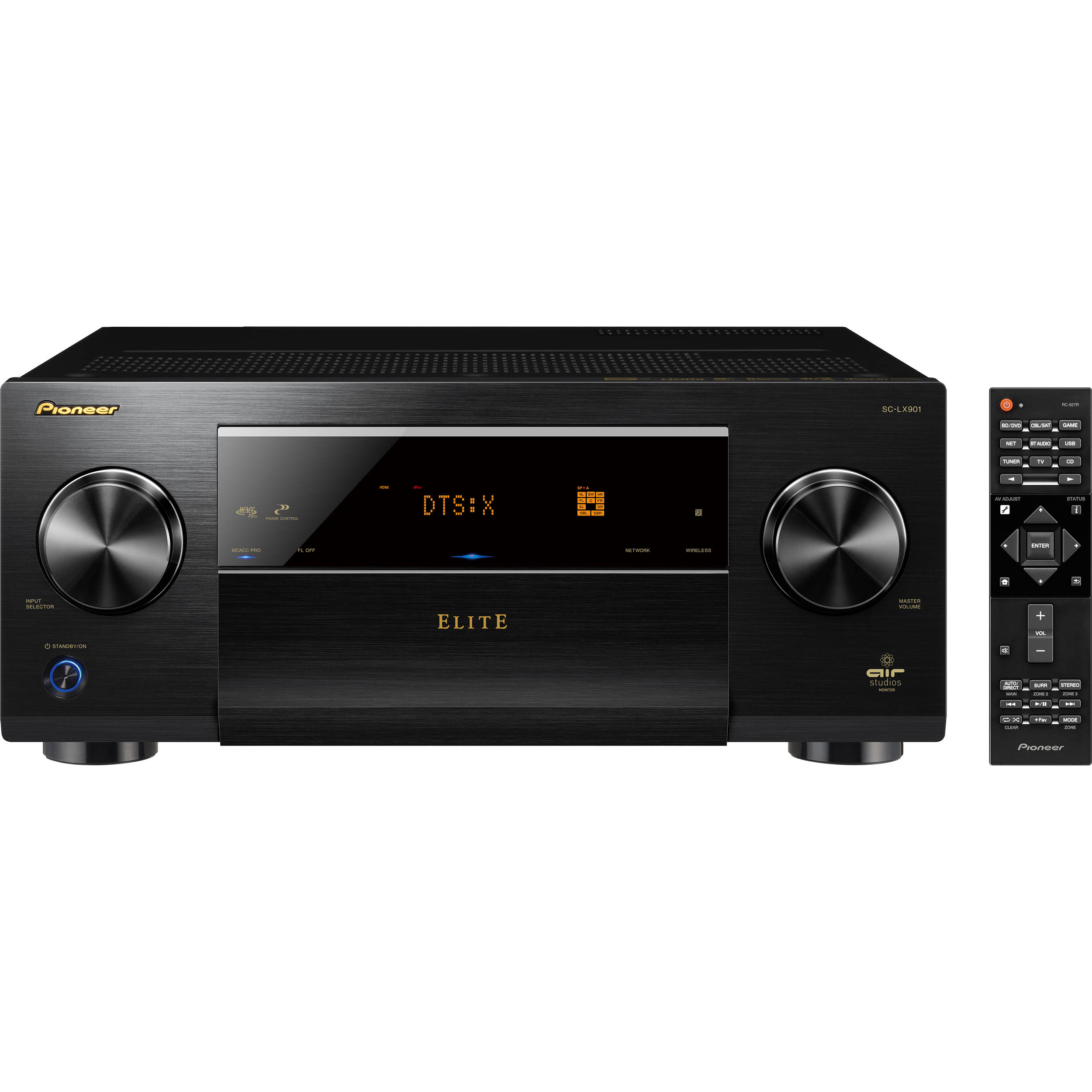 AV receiver: description, purpose