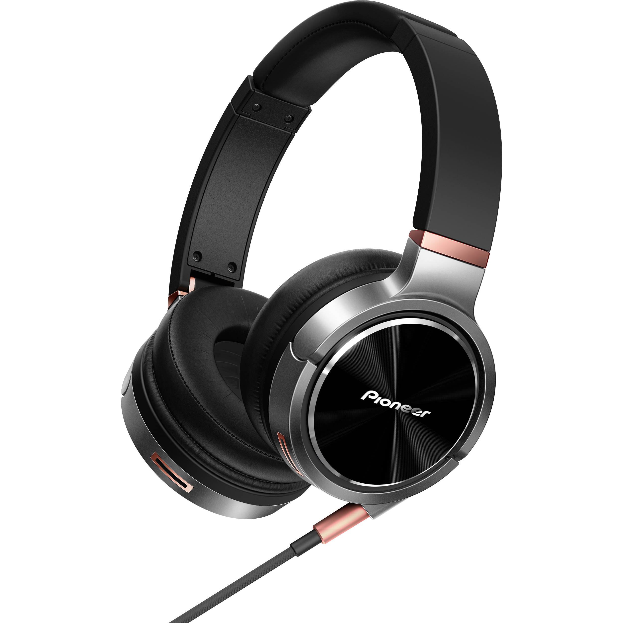Pioneer SE-MHR5 Dynamic Stereo Headphones SEMHR5 B&H Photo ...