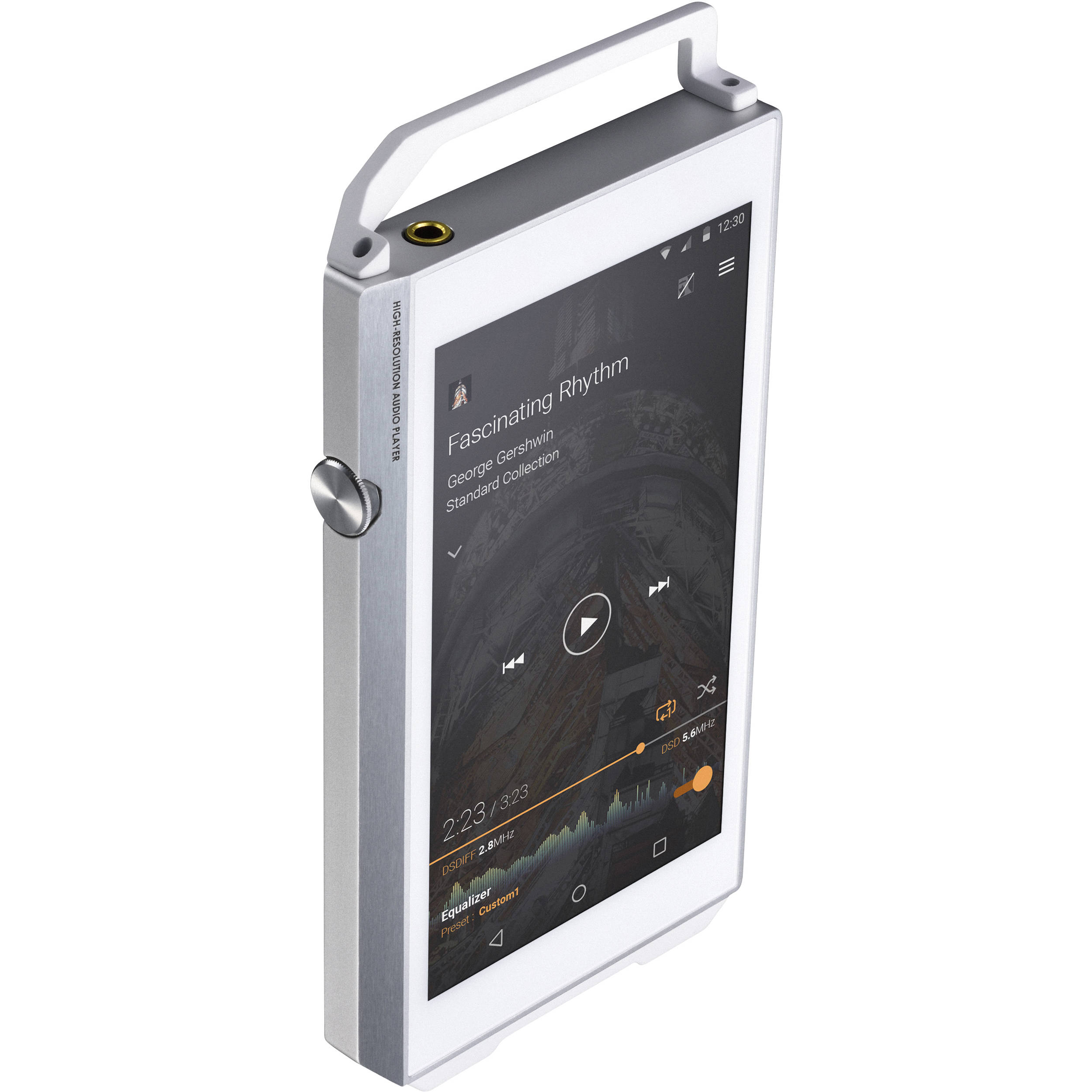 Digital Audio Video Photography: Pioneer XDP-100R Portable High-Resolution Digital XDP-100R