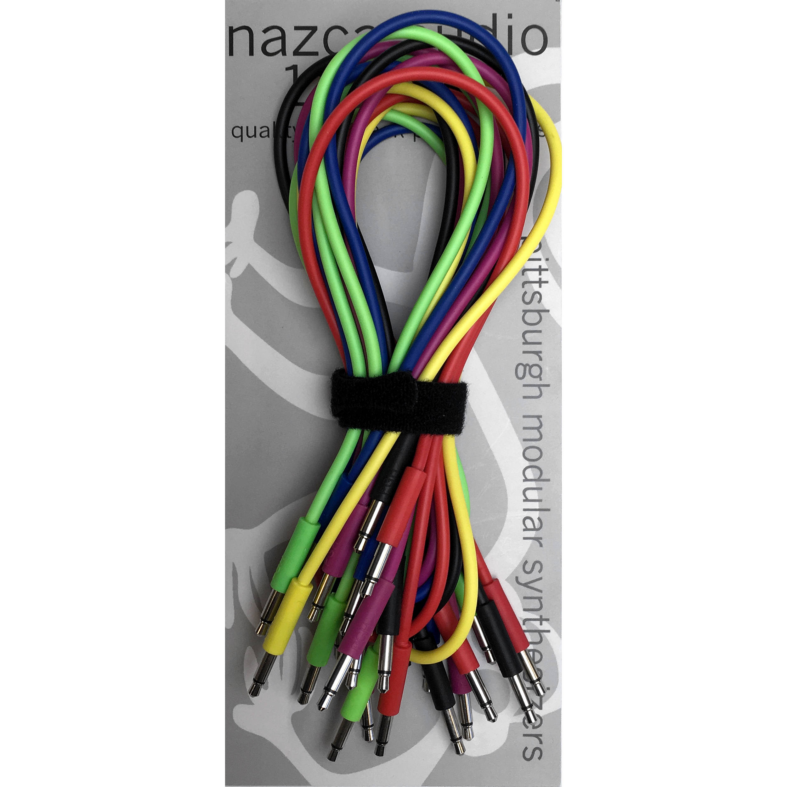 Pittsburgh Modular Nazca Noodles Patch Cable Kit PMS5005 B&H