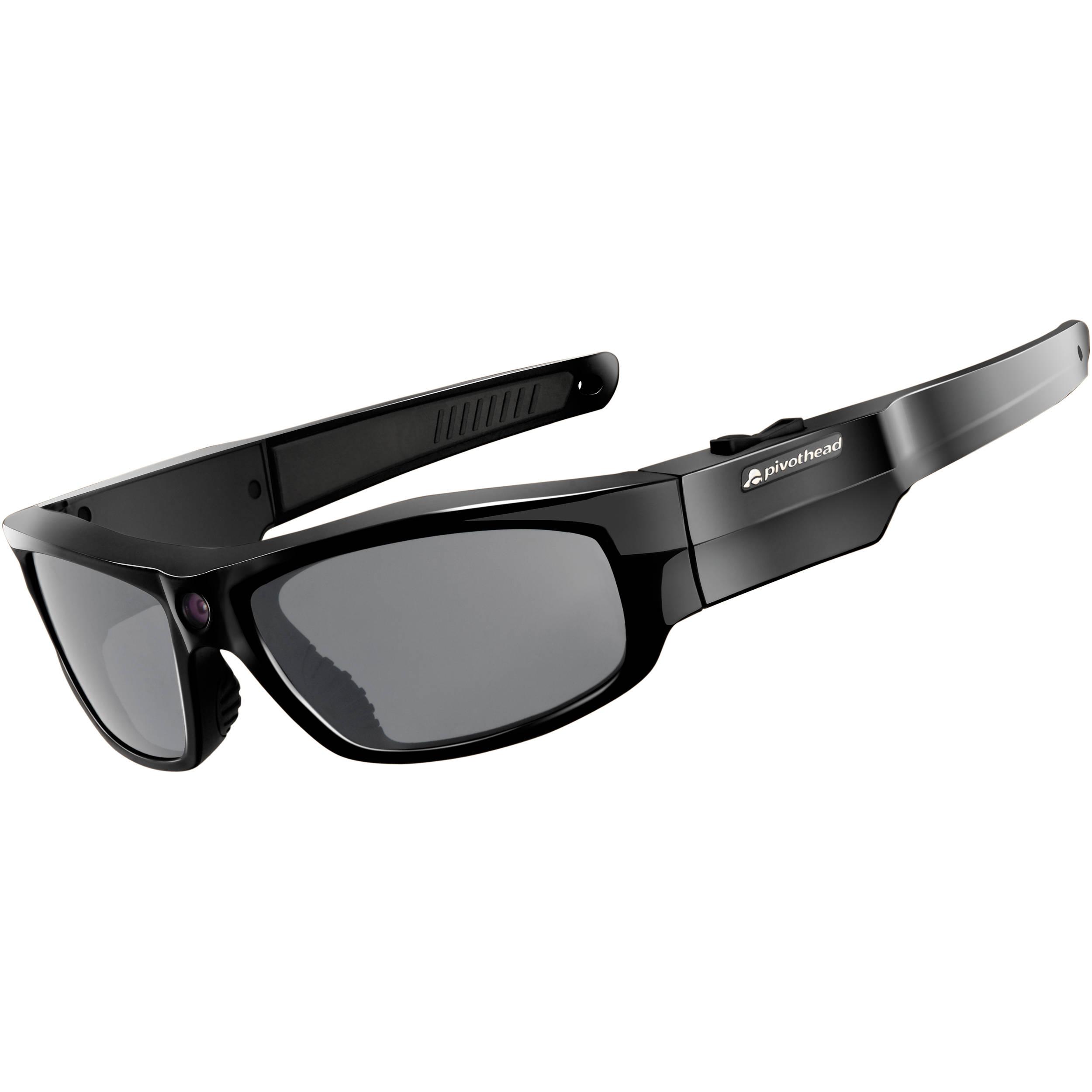 pivothead durango glossy black 1080p recording 1ld3 b h