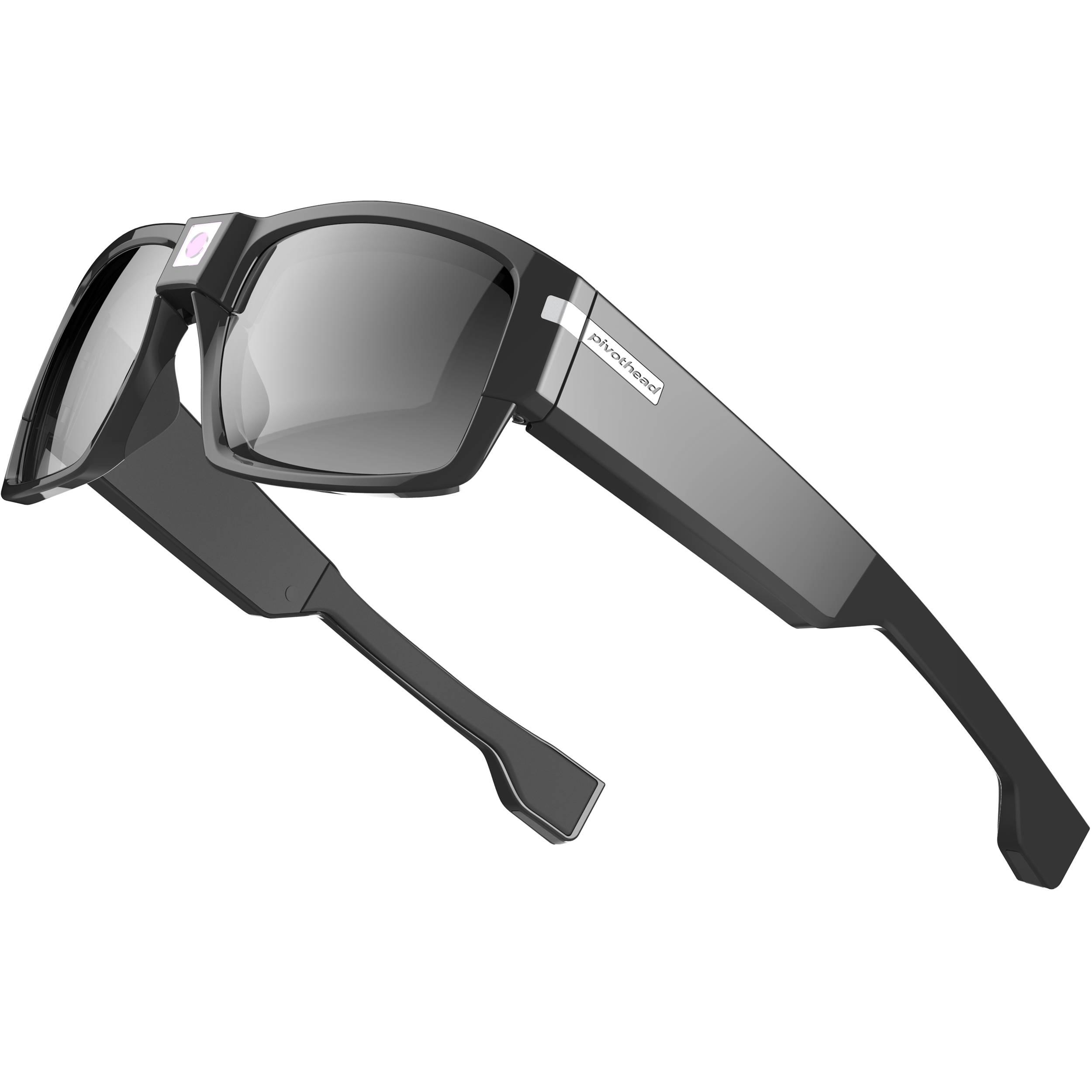 545b9e34e49a Pivothead SMART Eyewear Architect Edition (Obsidian) G2OB01 B H