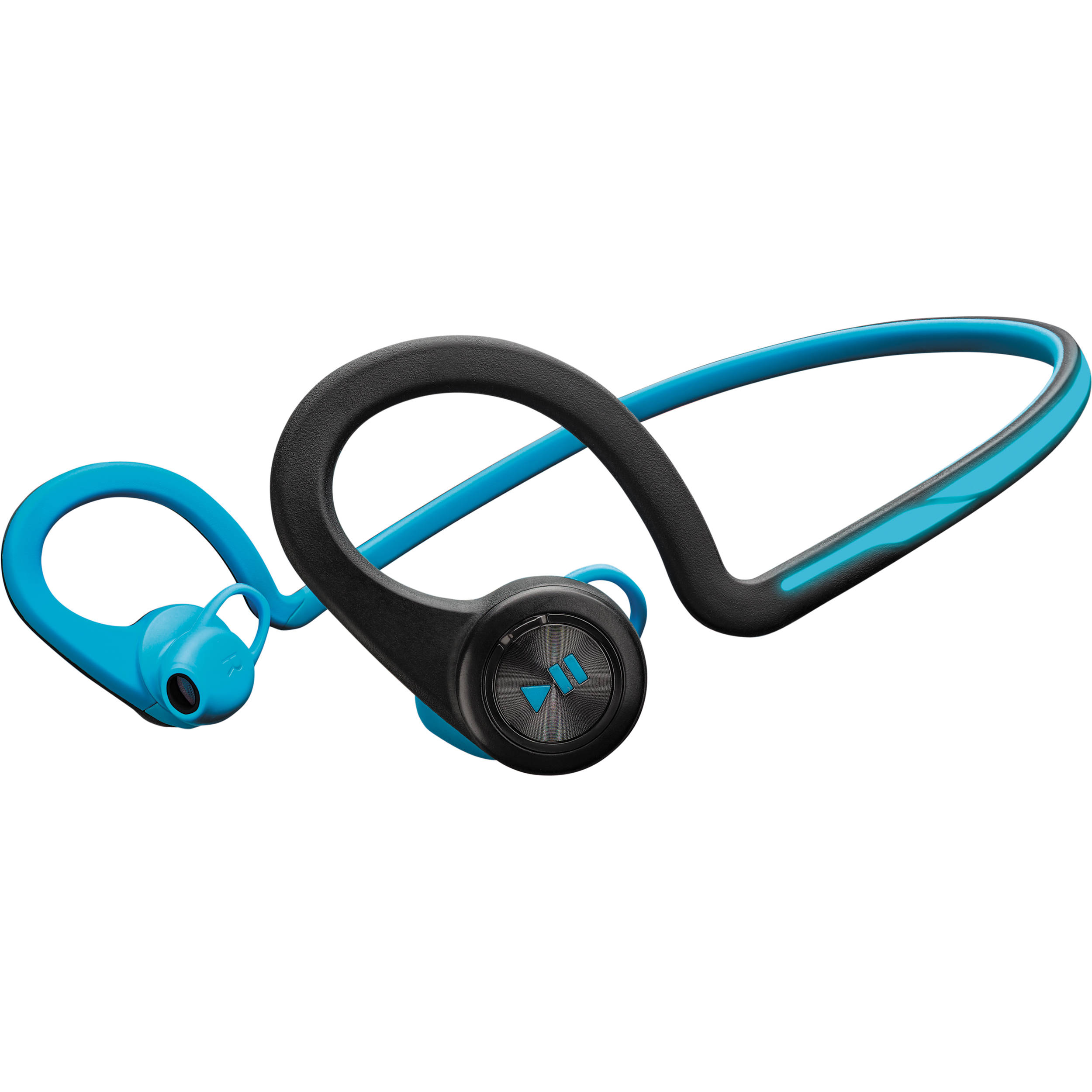 plantronics backbeat fit wireless headphones with mic 200450 01. Black Bedroom Furniture Sets. Home Design Ideas