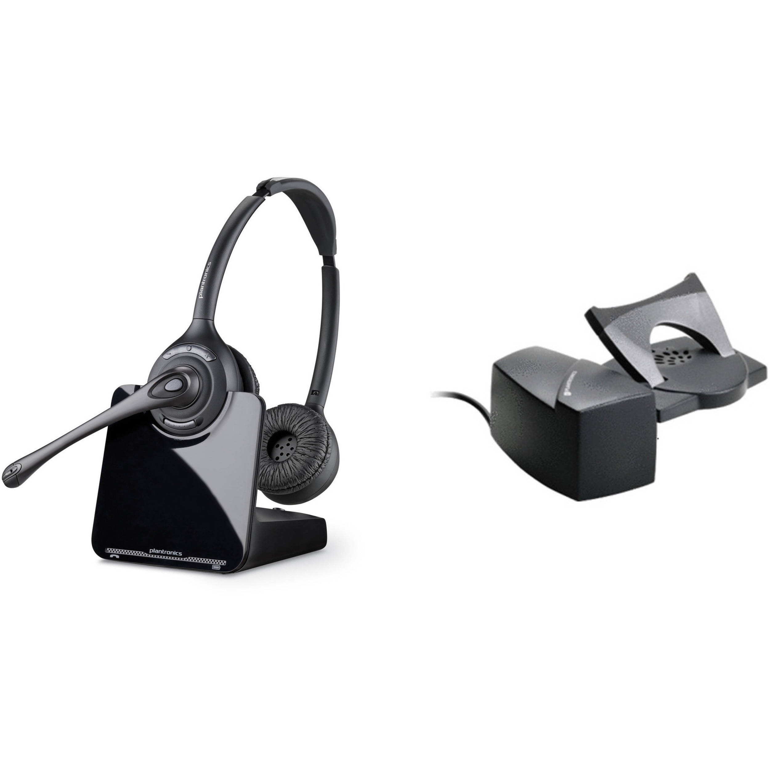 Plantronics Cs520 Wireless Headset System With Hl10