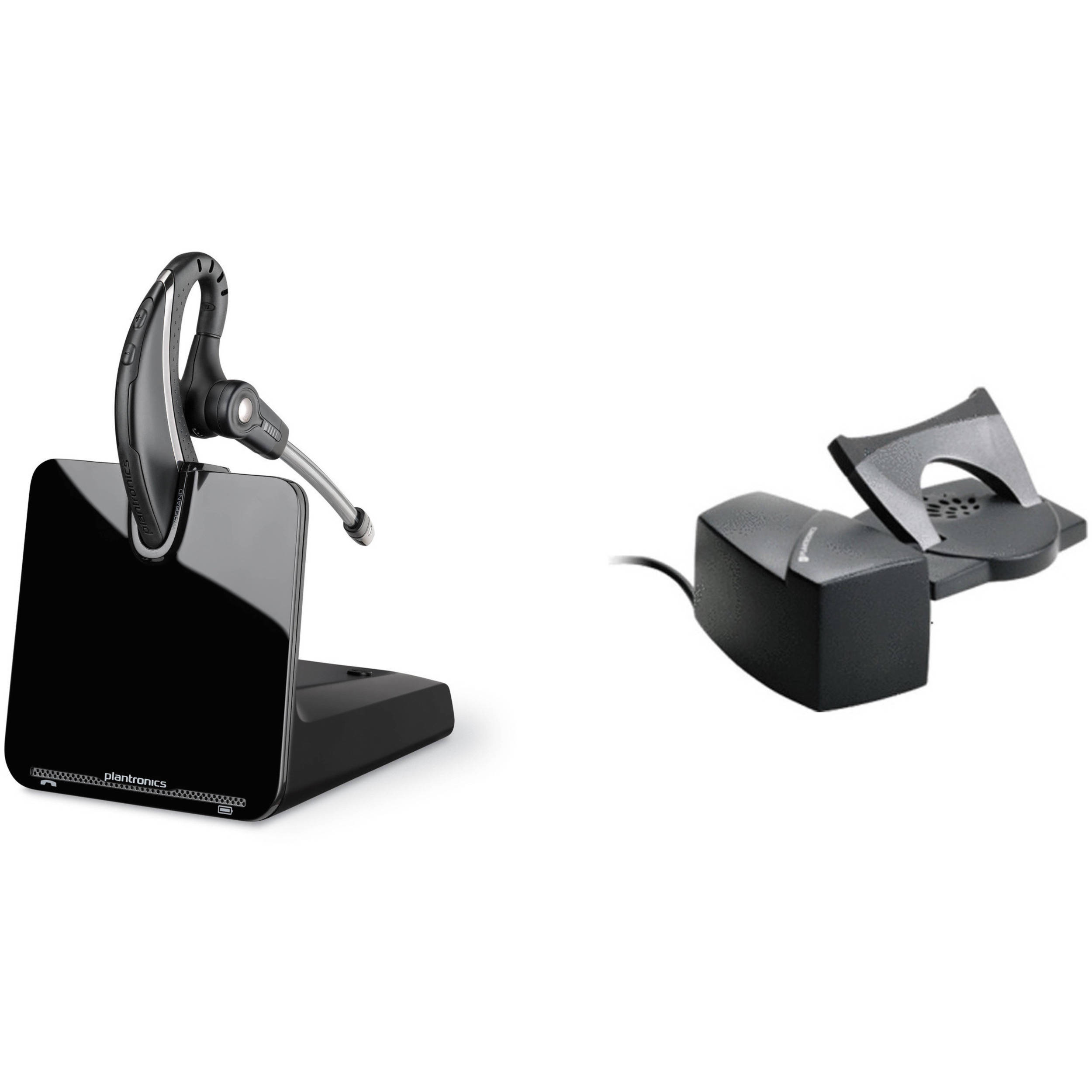 aea740817bcef3 Plantronics CS530 Over-the-Ear Wireless Headset Kit with HL10