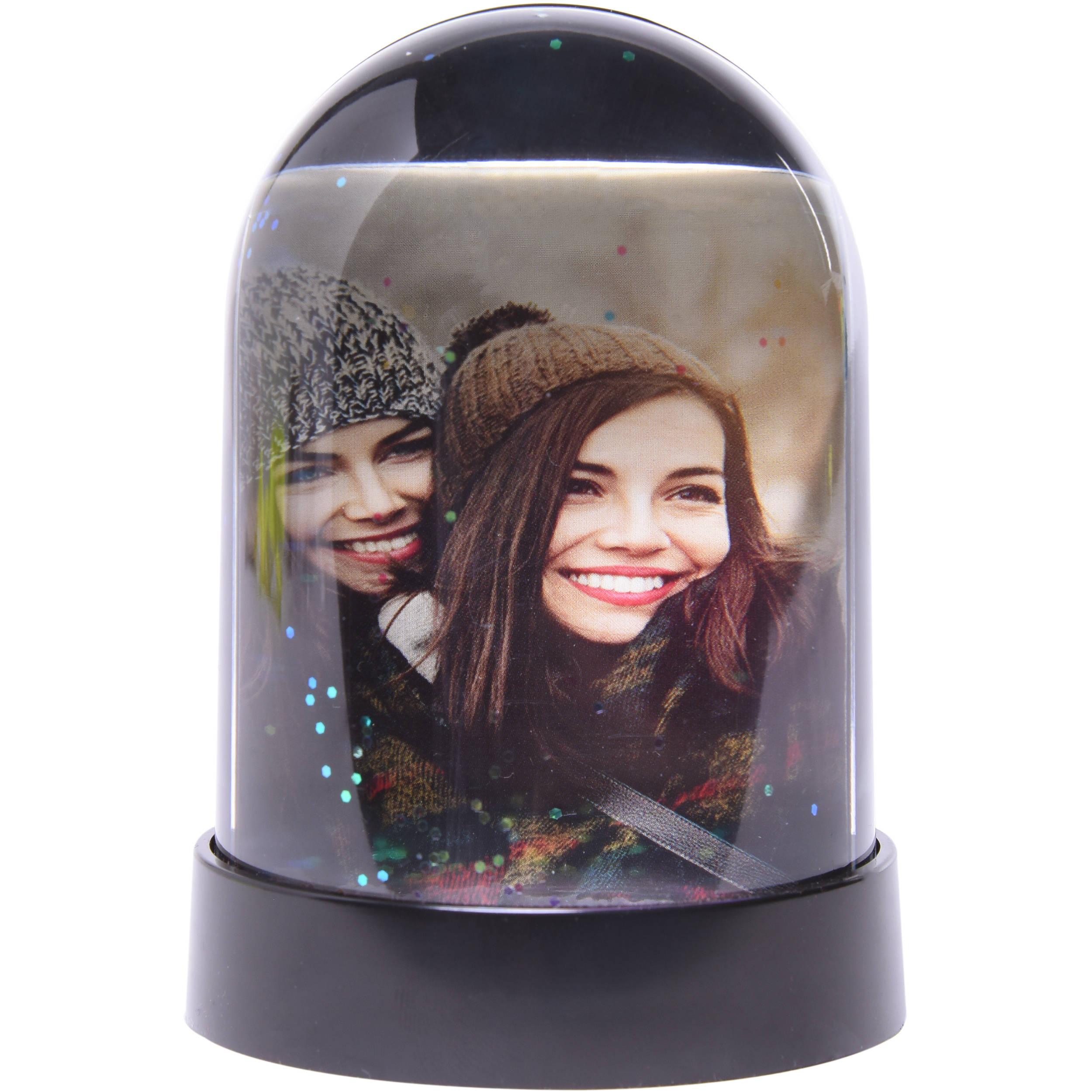Polaroid Pencil Cup Snow Globe Photo Frame PL2X3SGPC B&H Photo