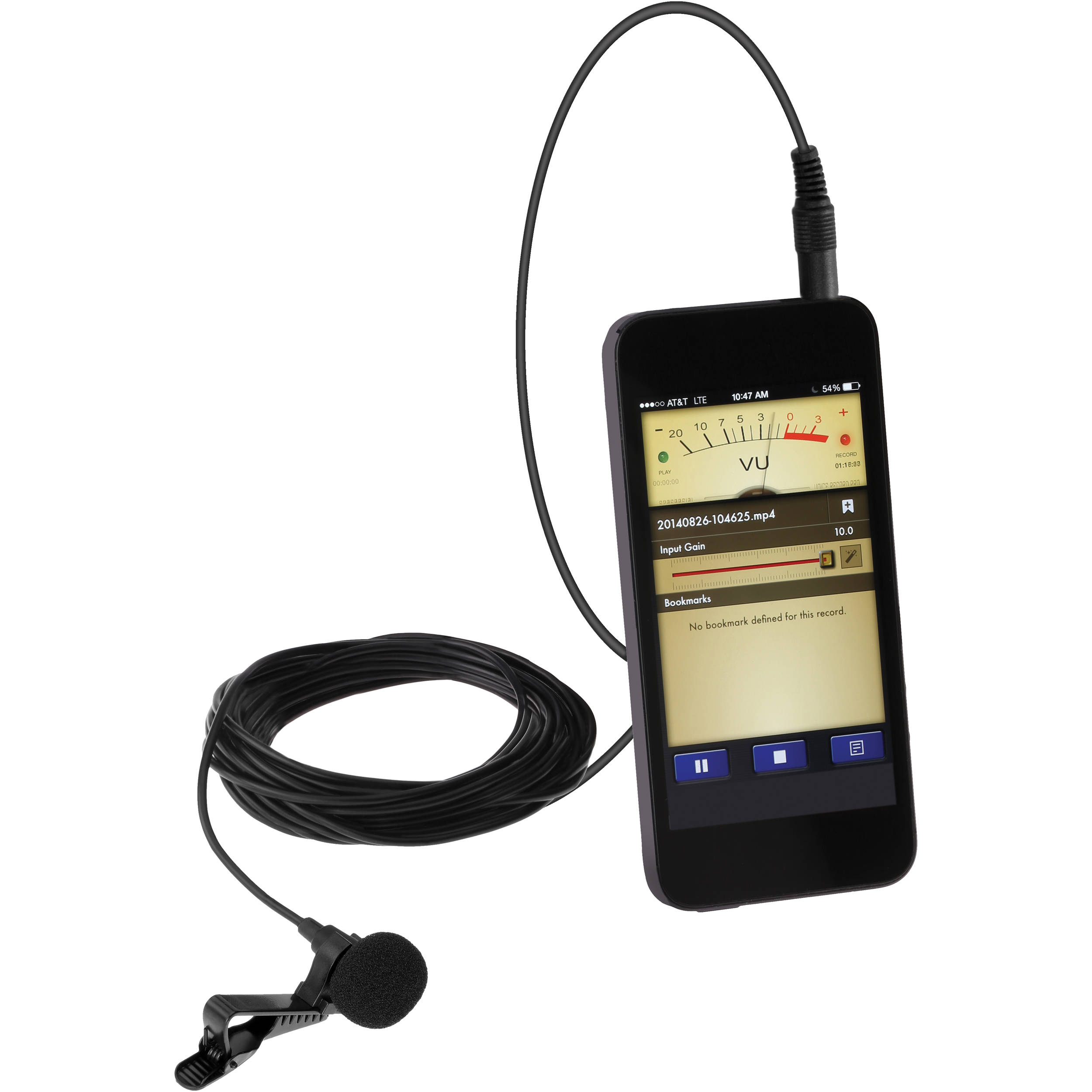 iphone mic. ipod, ipad, or iphone not included iphone mic