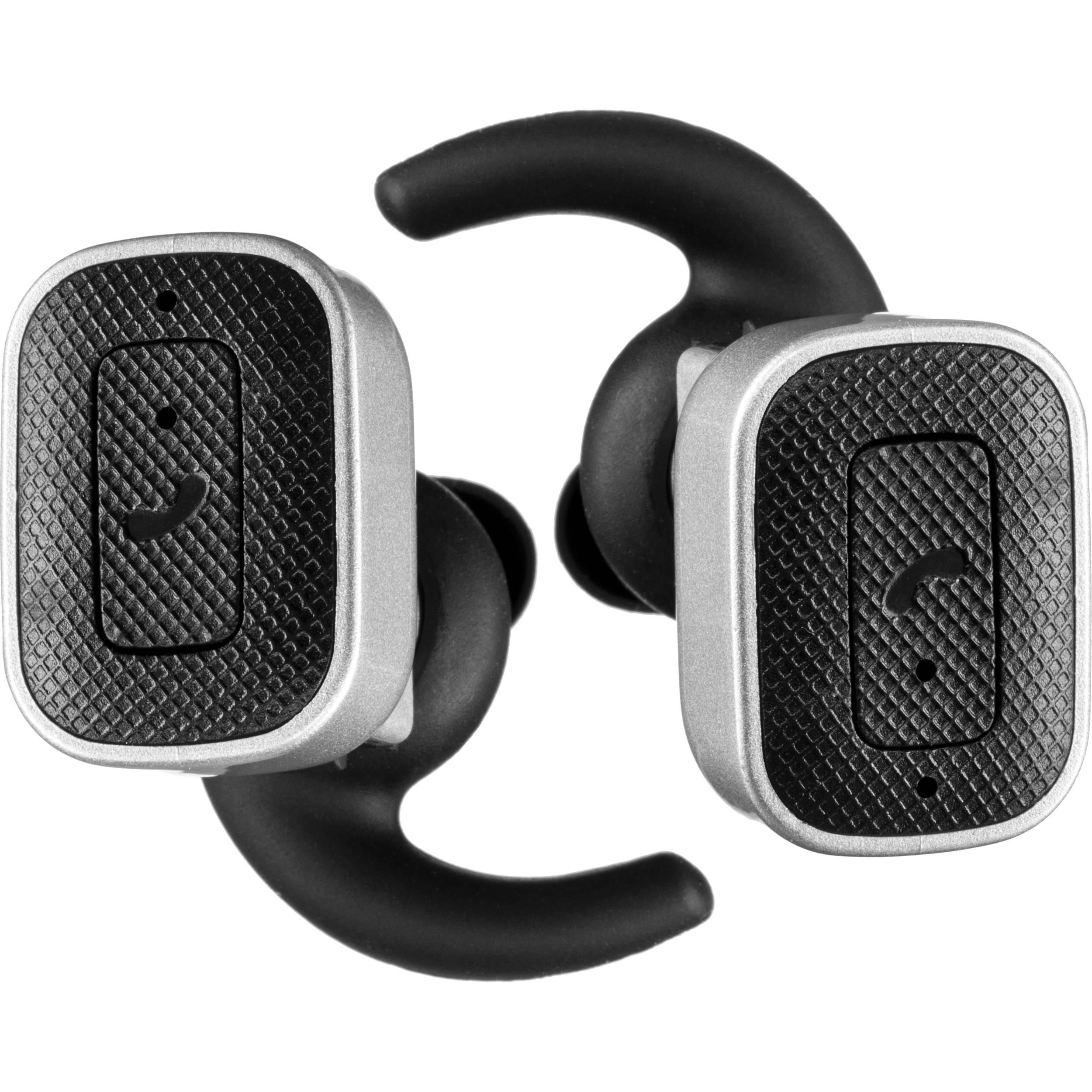b6b0fd61778 POM GEAR Pilot True Wireless Earbuds (Red Metal) C2G-P6-RM B&H