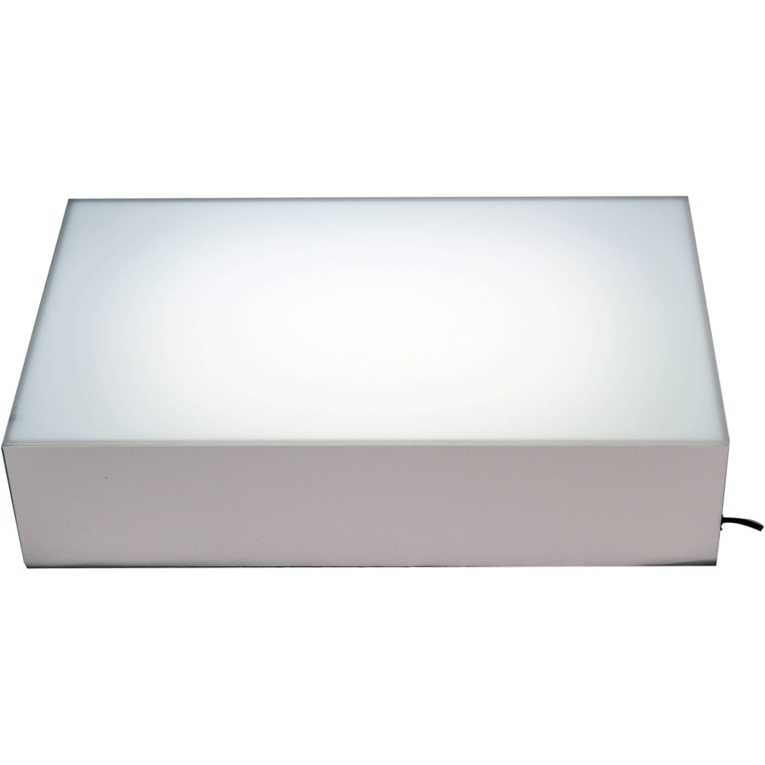 porta trace gagne 24x36 led abs plastic light box white