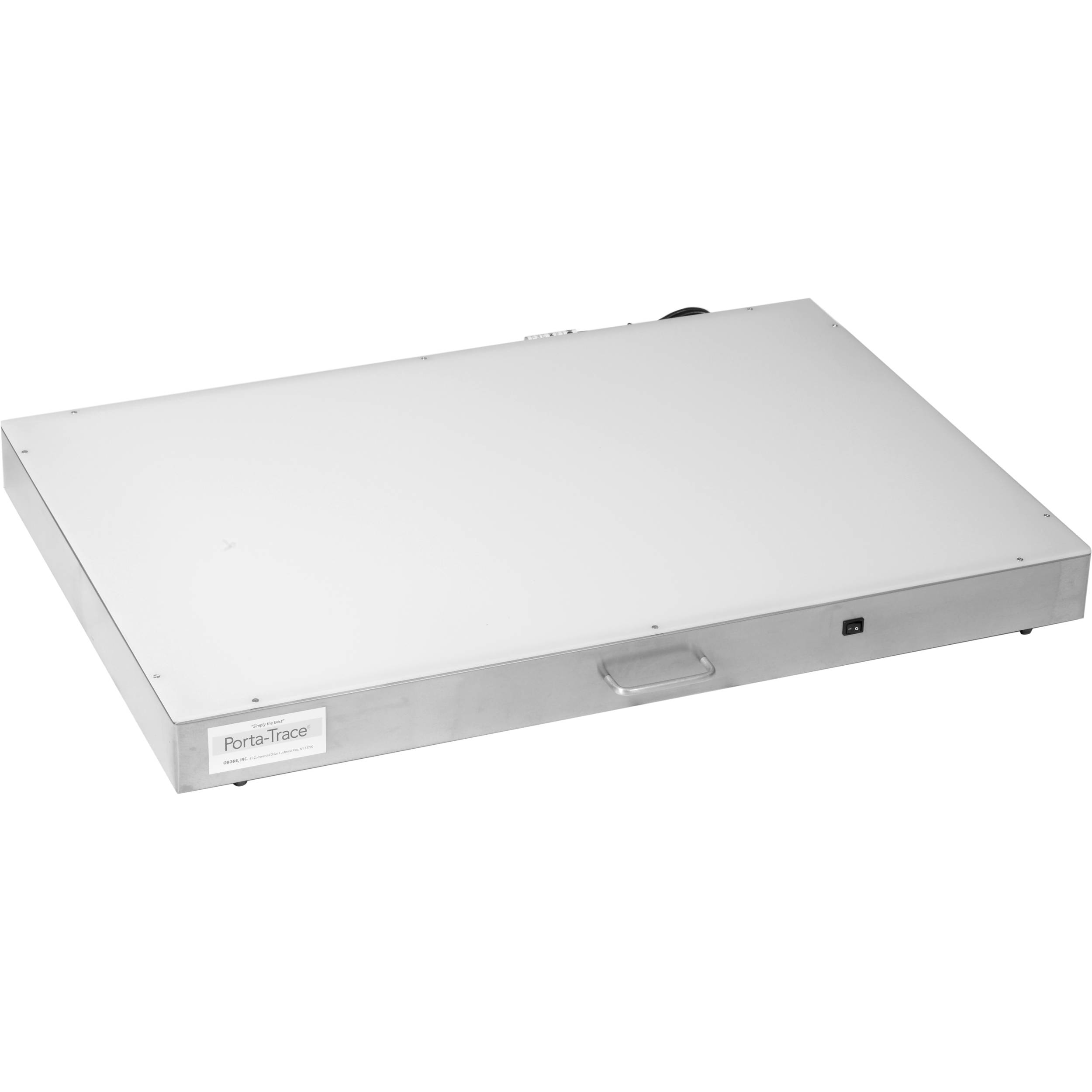 porta trace gagne 3648 led 36x48 led stainless steel