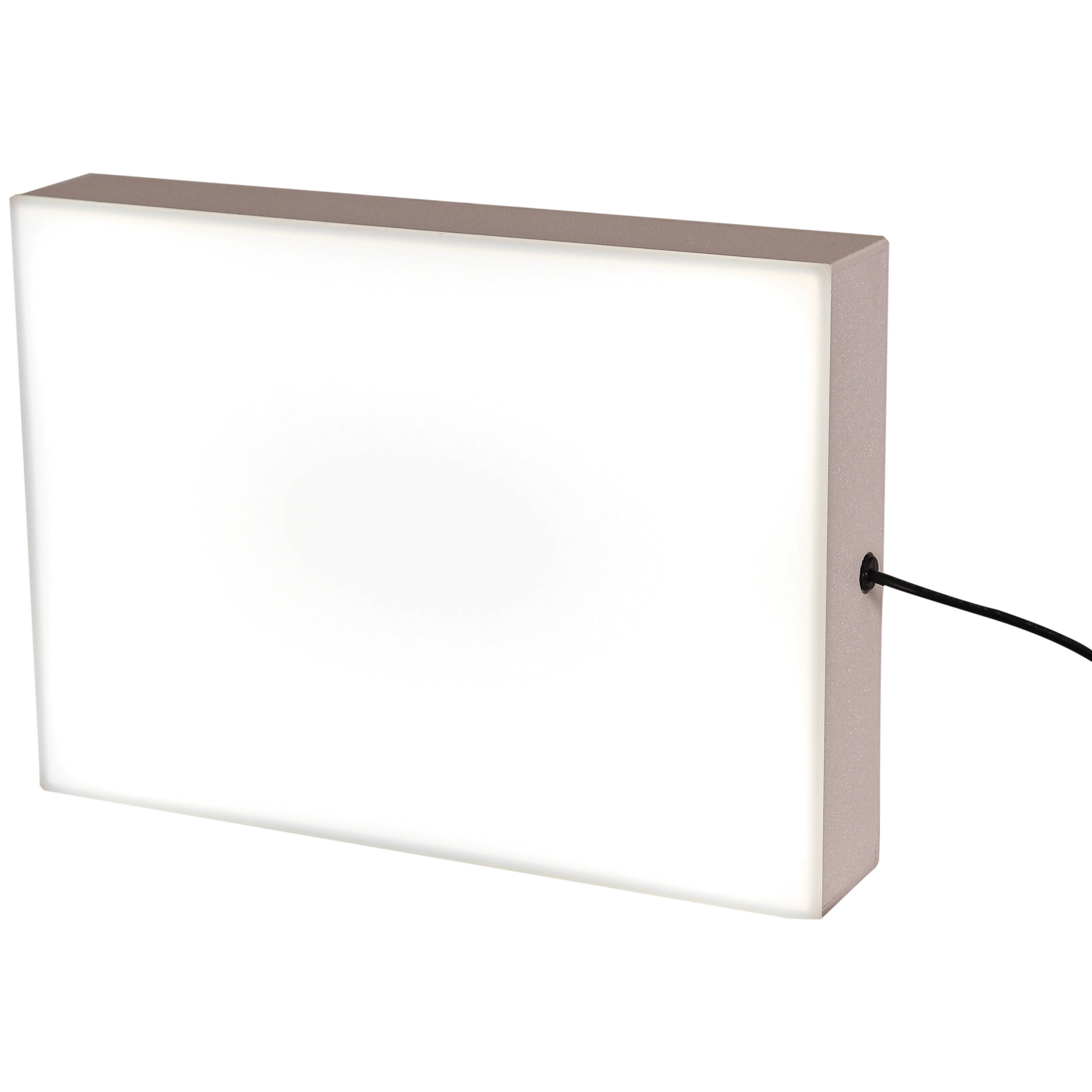 "Porta-Trace / Gagne 8x10"" LED ABS Plastic Light Box (White)"