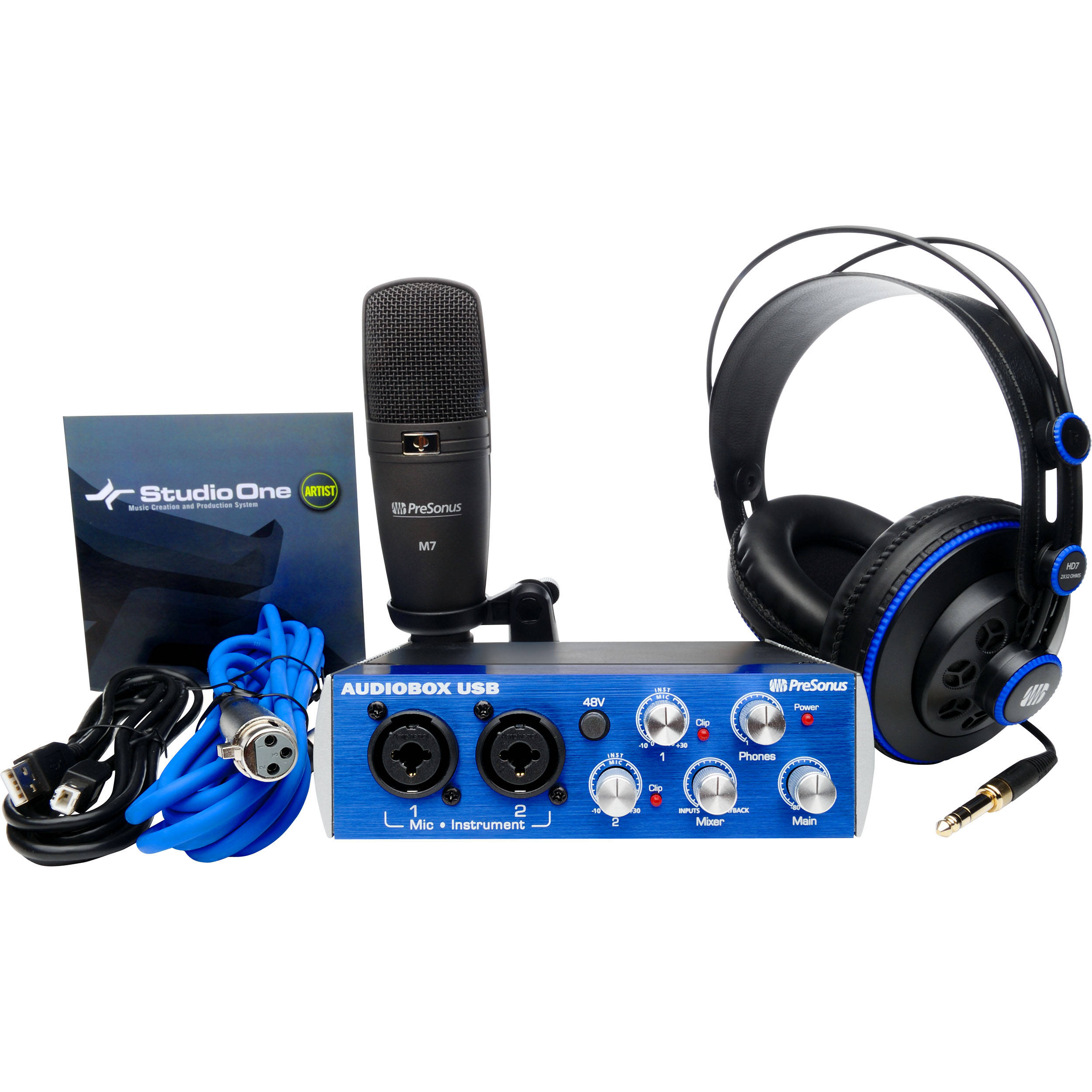 Presonus Audiobox Studio Audiobox