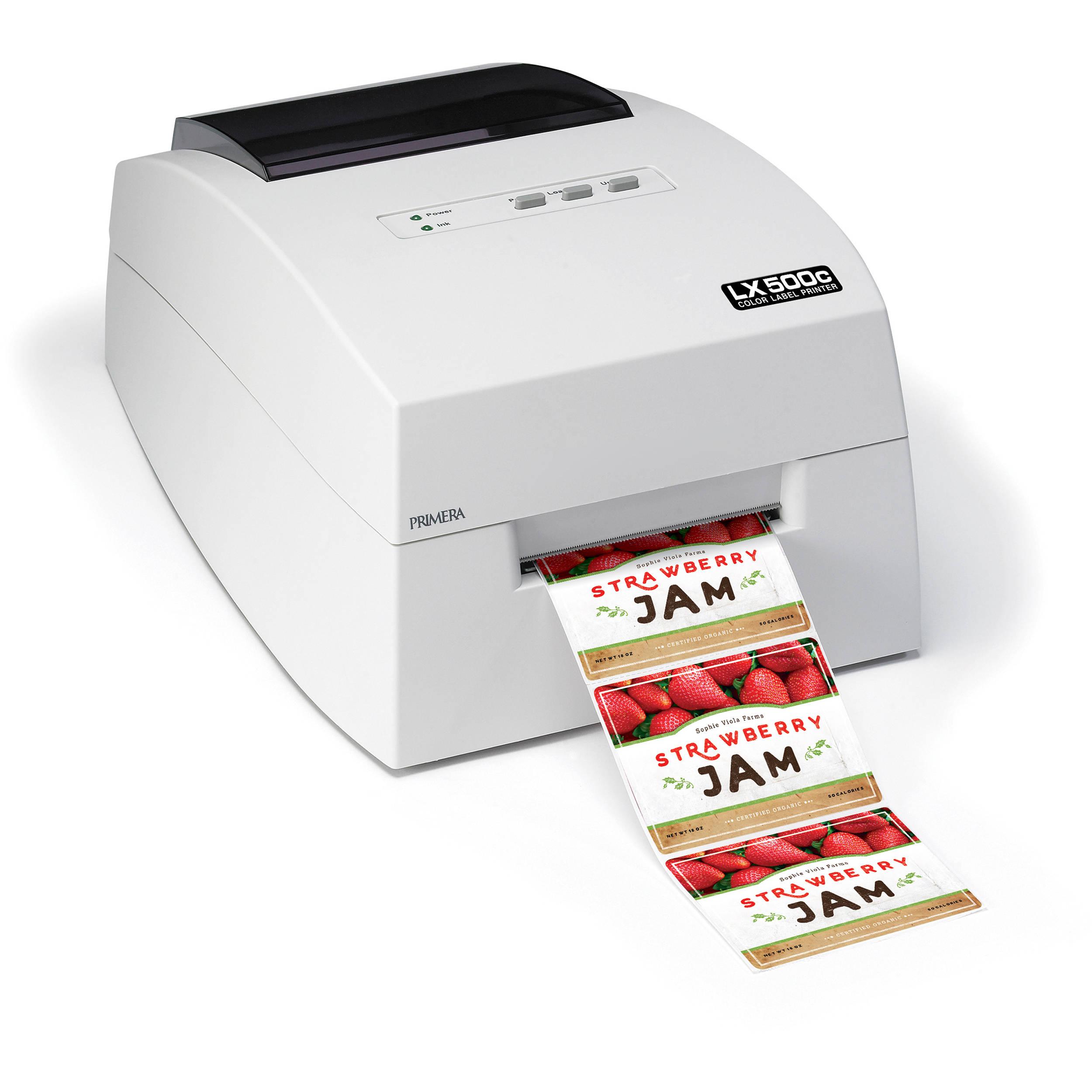 Primera LX500 Color Label Printer 74273 BampH Photo Video