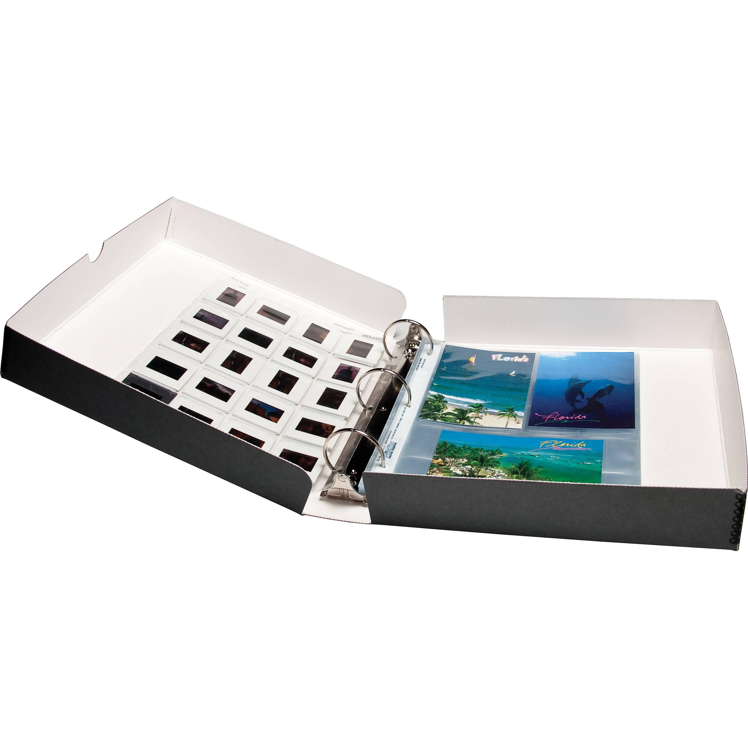 print file gbb12112 metal edge box binder gray 215 0050 b h