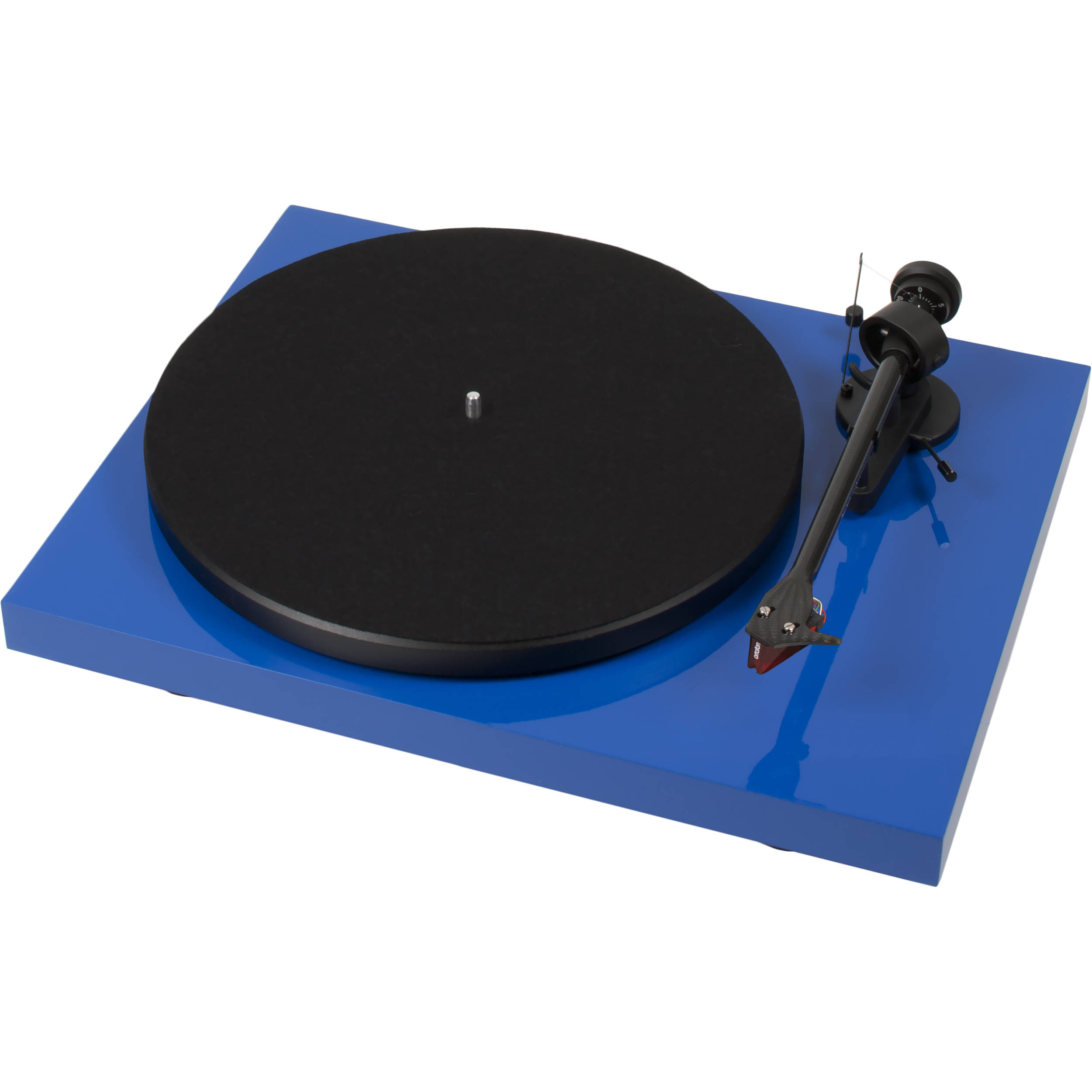 pro ject audio systems debut carbon dc turntable 844682004426. Black Bedroom Furniture Sets. Home Design Ideas