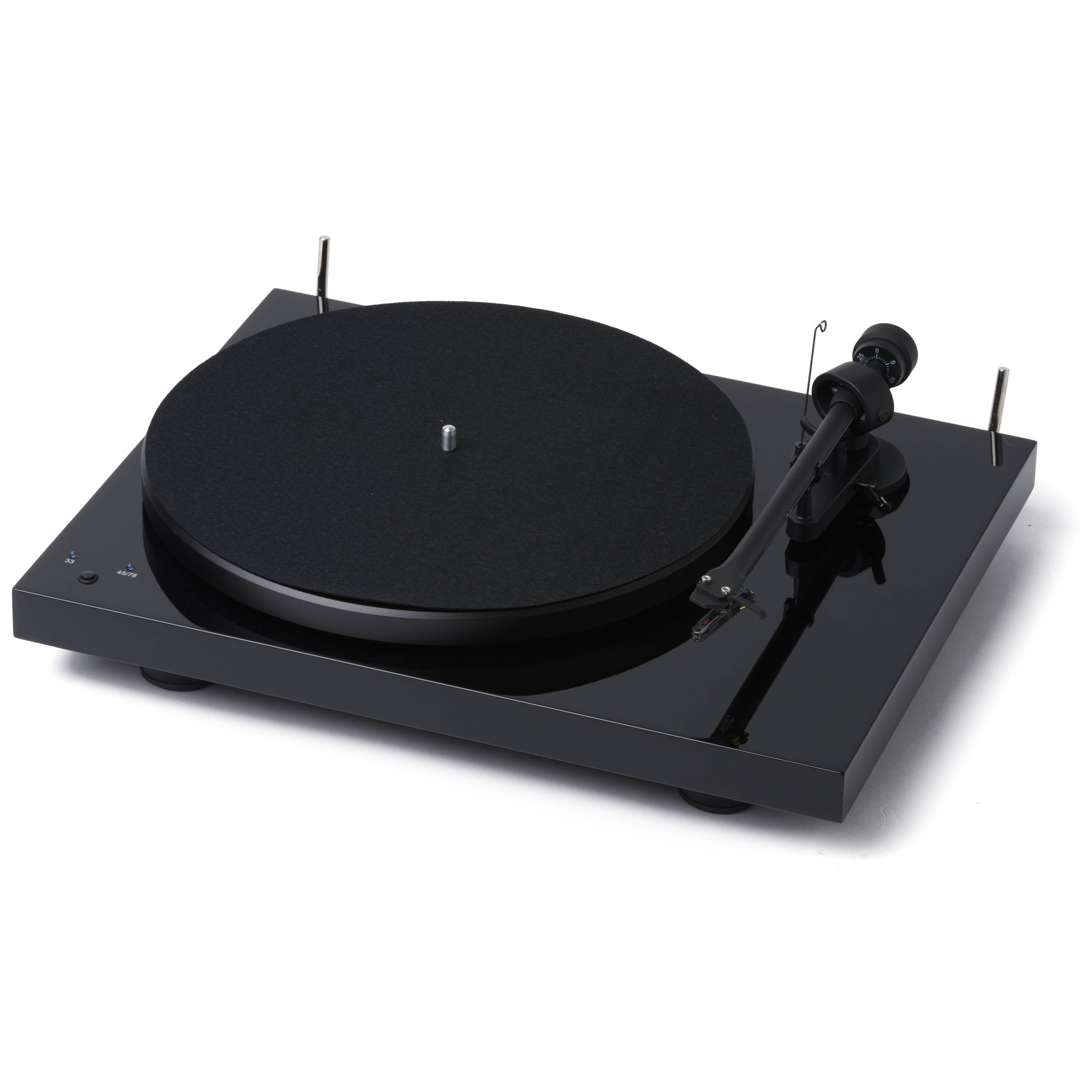 pro ject audio systems debut recordmaster turntable 844682007113. Black Bedroom Furniture Sets. Home Design Ideas