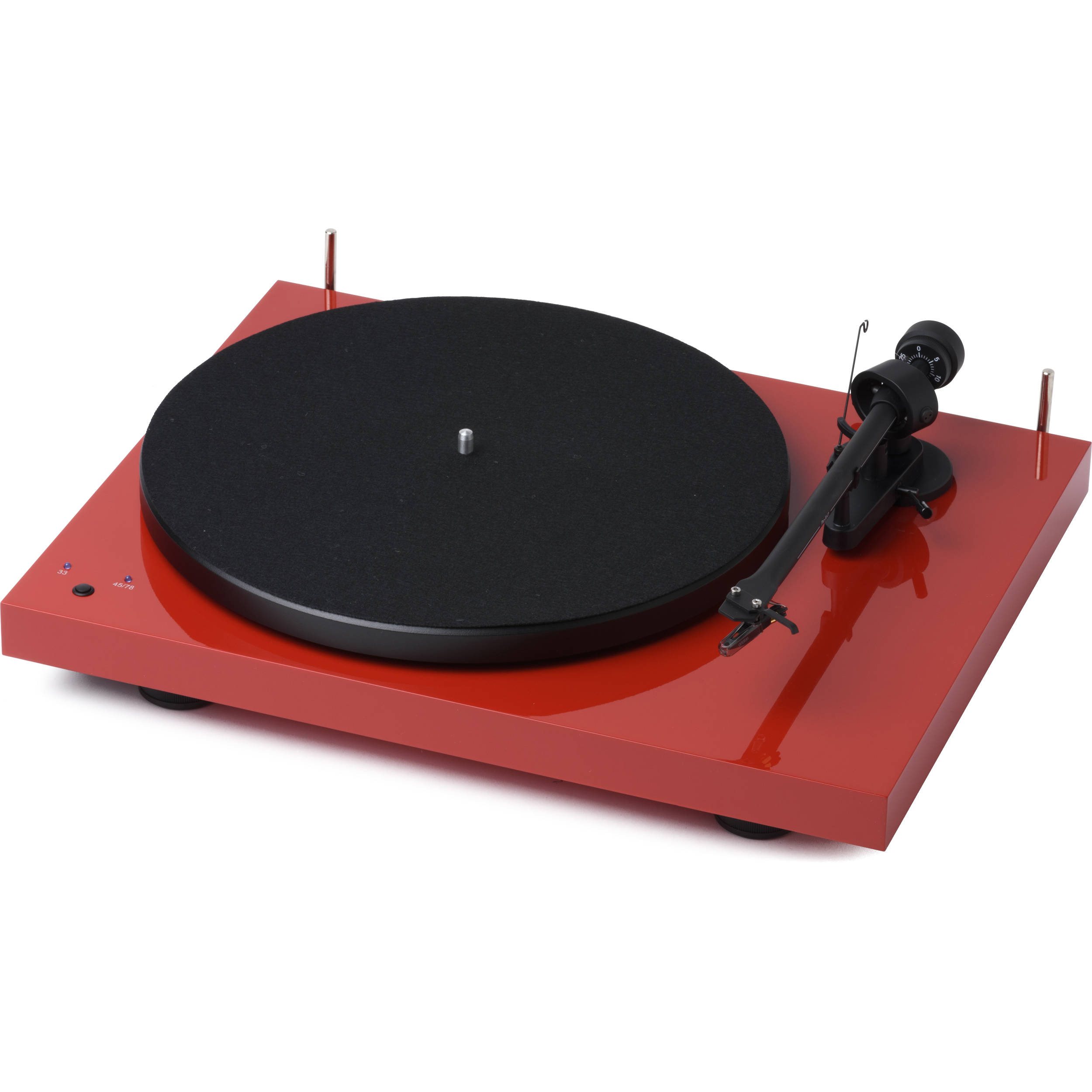 pro ject audio systems debut recordmaster turntable 844682007120. Black Bedroom Furniture Sets. Home Design Ideas