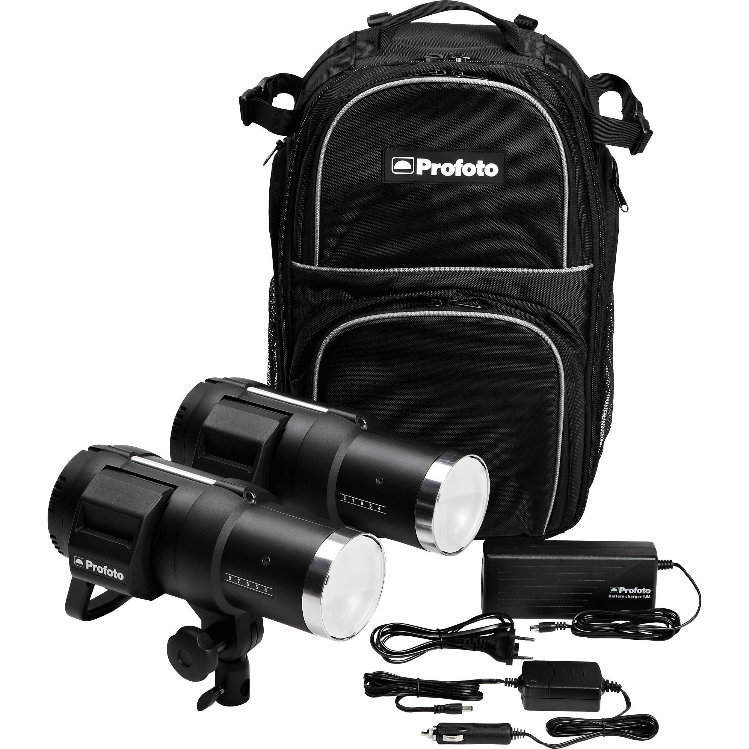Profoto B1x 500 Airttl 2 Light Location Kit 901027 B H Photo