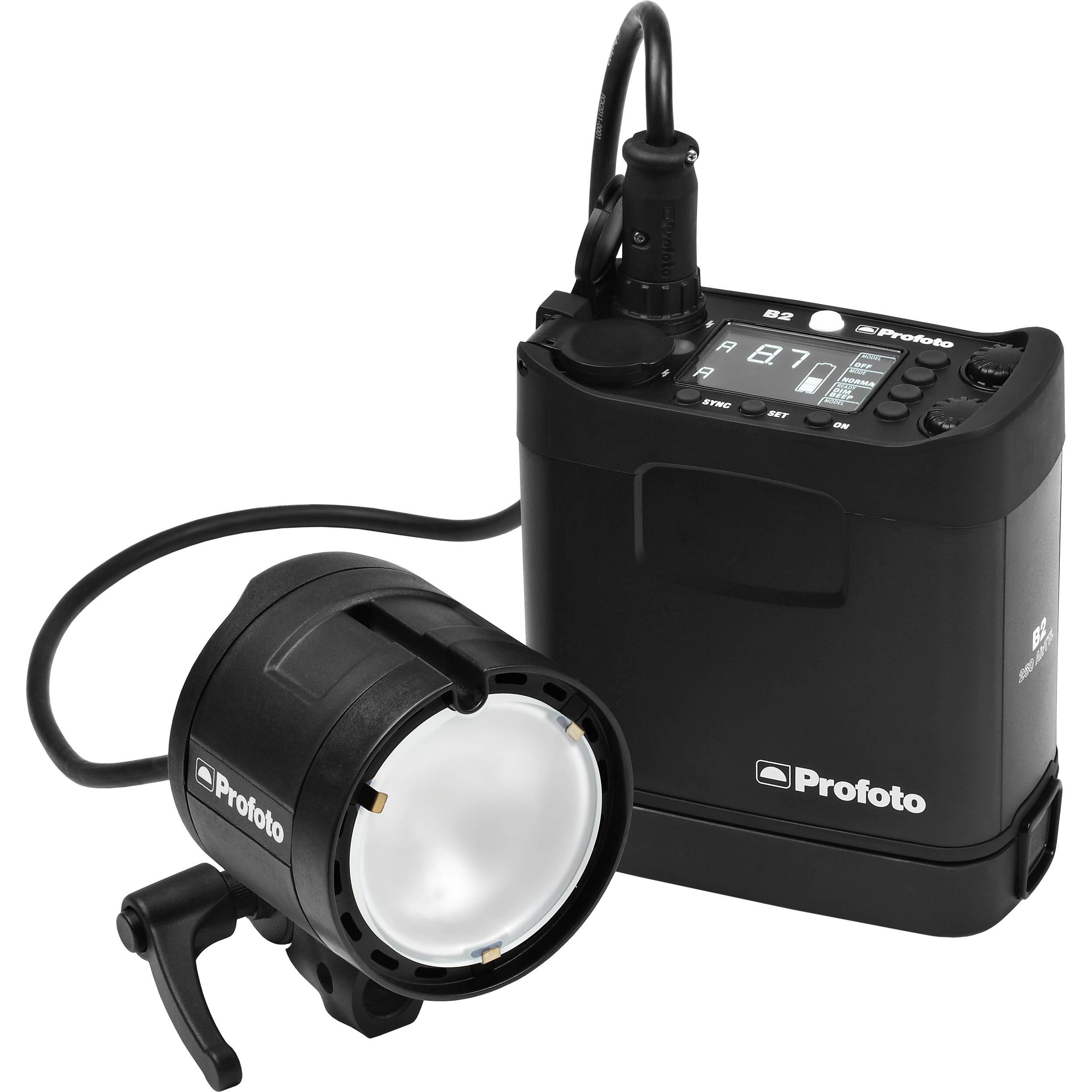 Profoto Studio Lighting Kit: Profoto B2 250 Air TTL To-Go Kit 901109 B&H Photo Video