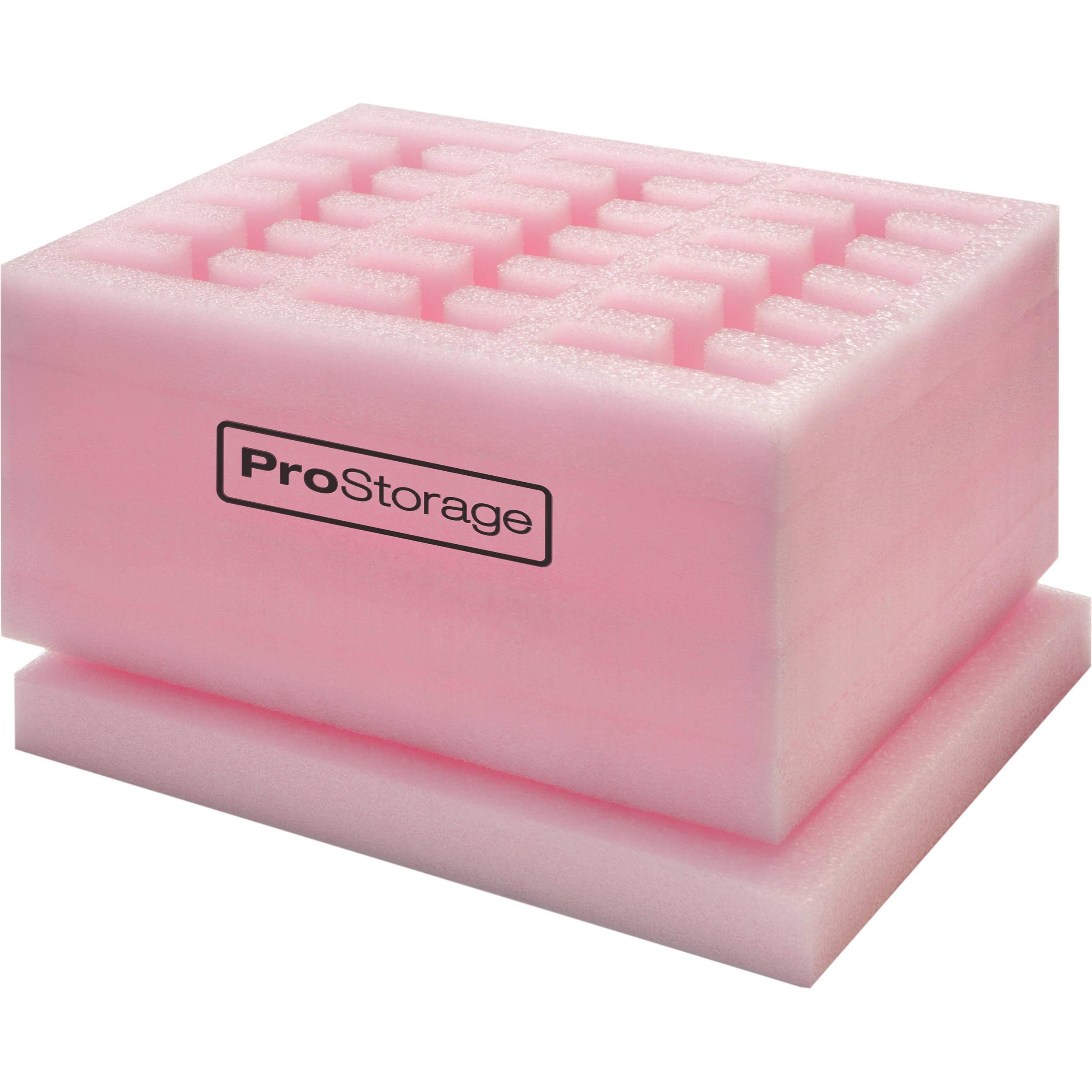 Prostorage 18 Hard Drive Storage Case Ima904800f013 B Amp H Photo