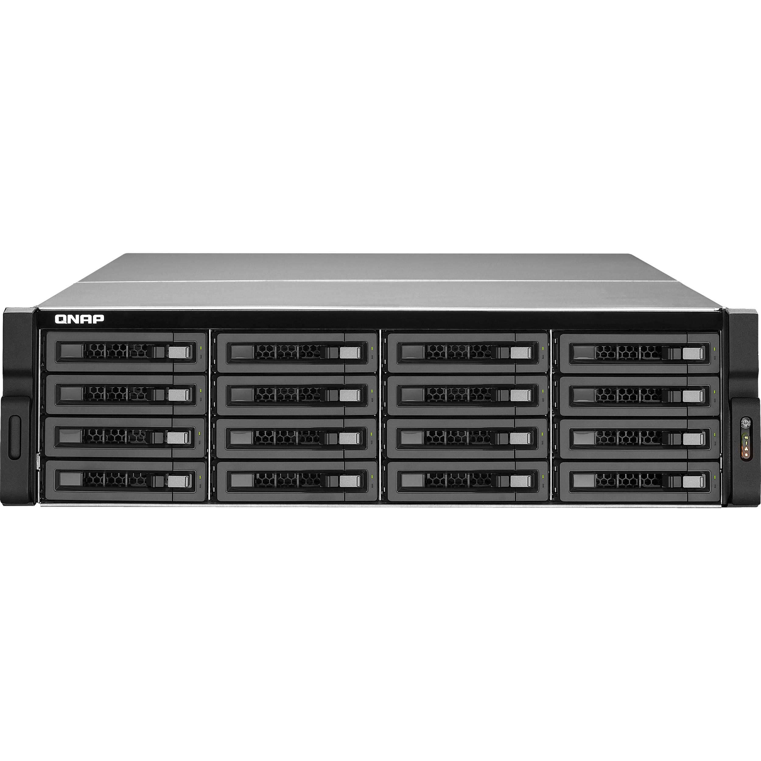 QNAP TS-EC1679U-SAS Turbo NAS QTS Treiber Herunterladen