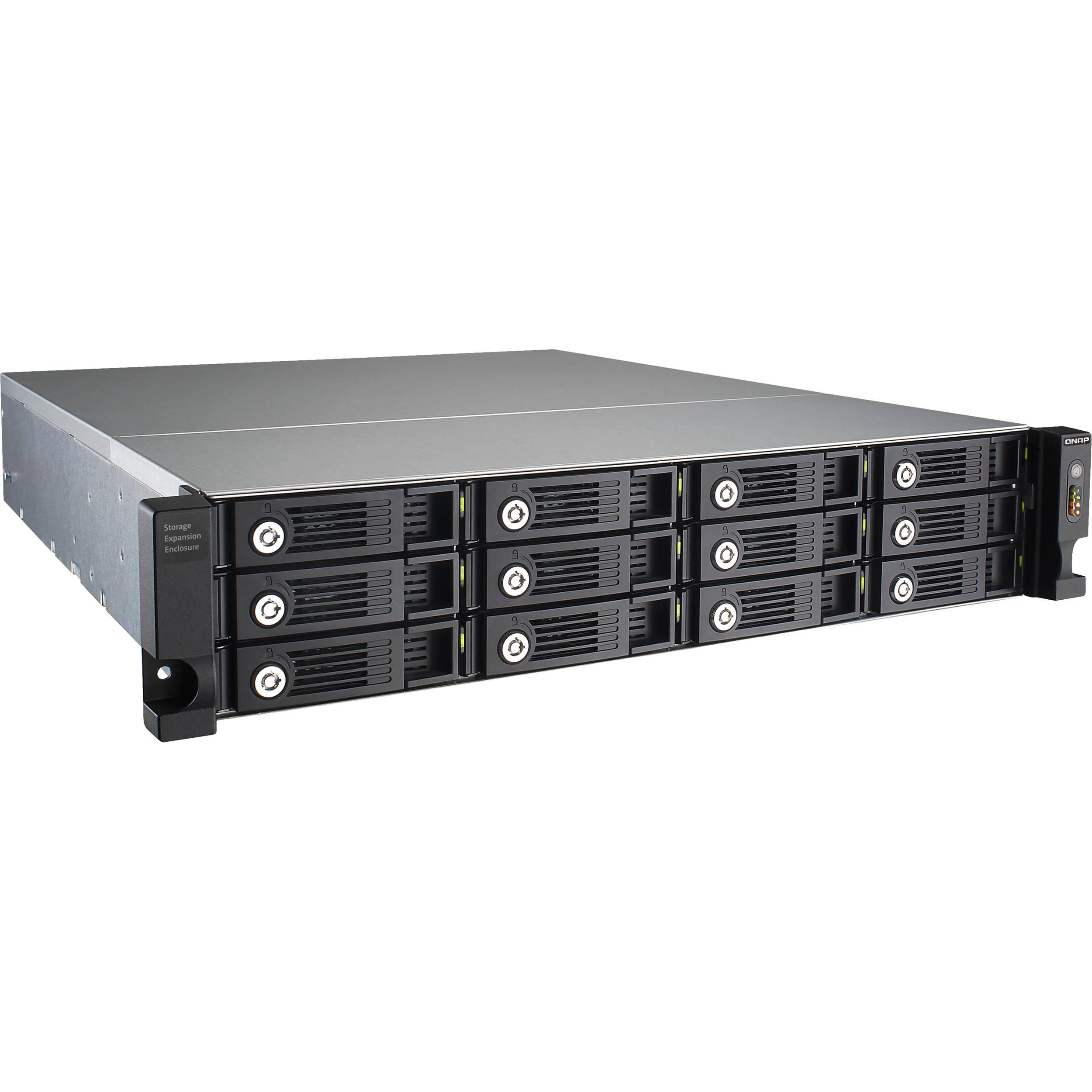 QNAP TS-470U-RP TurboNAS QTS Vista