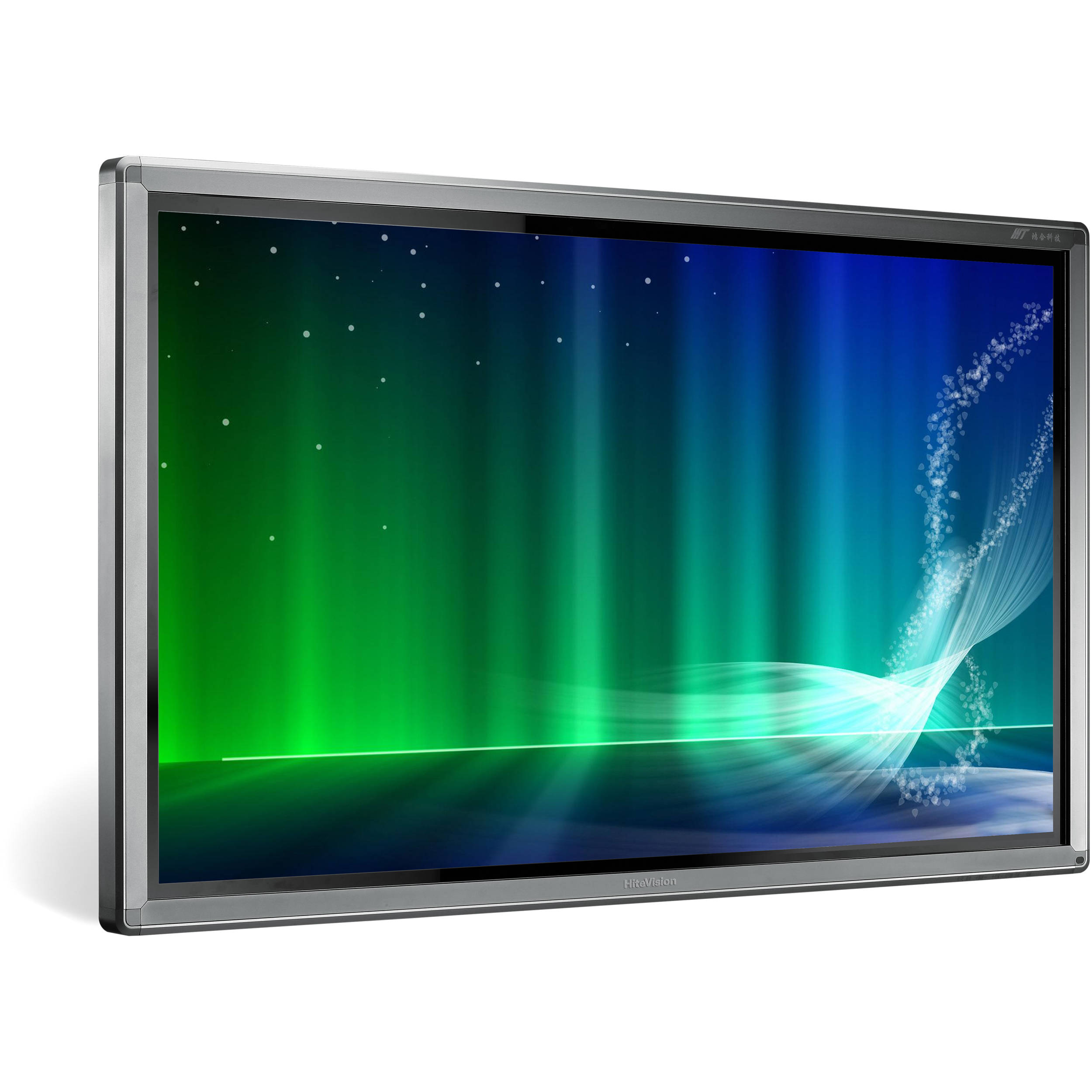 qomo journey led multi touch panel 4k display journey 65 b h. Black Bedroom Furniture Sets. Home Design Ideas