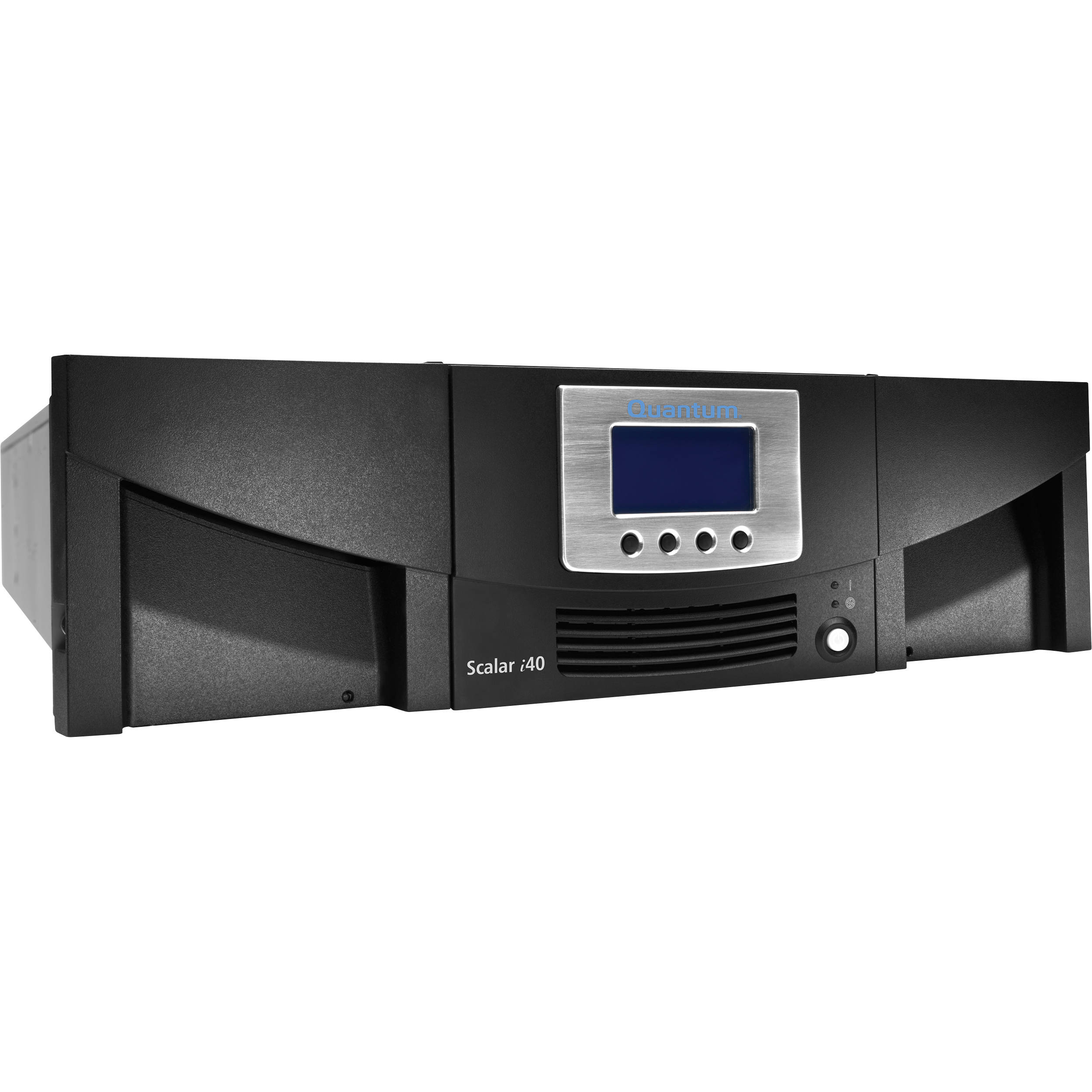 Quantum Scalar I40 IBM LTO 5 Library With One Tape Drive 25 Slots
