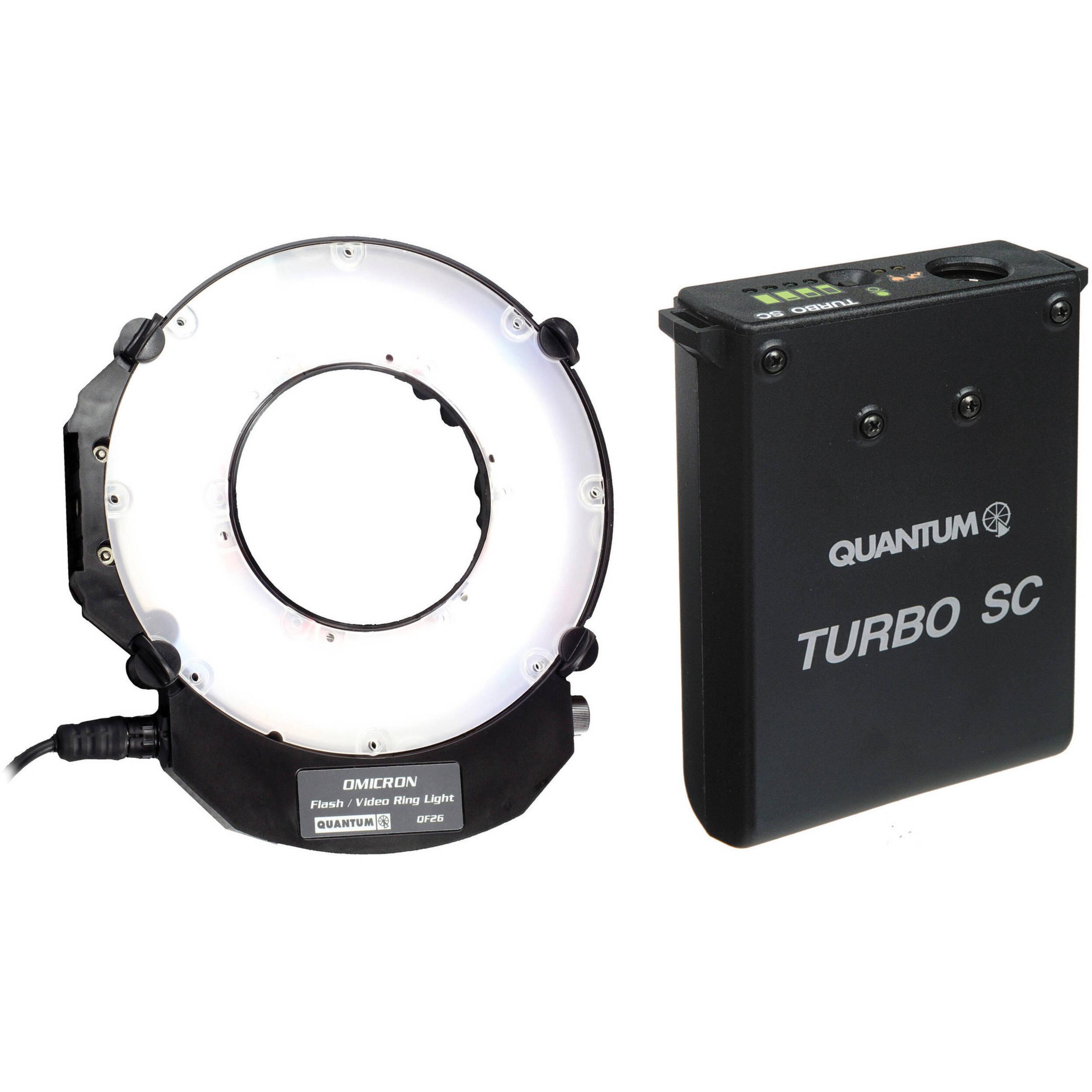 Quantum Studio Lighting: Quantum Instruments Omicron OM3 TTL Flash And Auto
