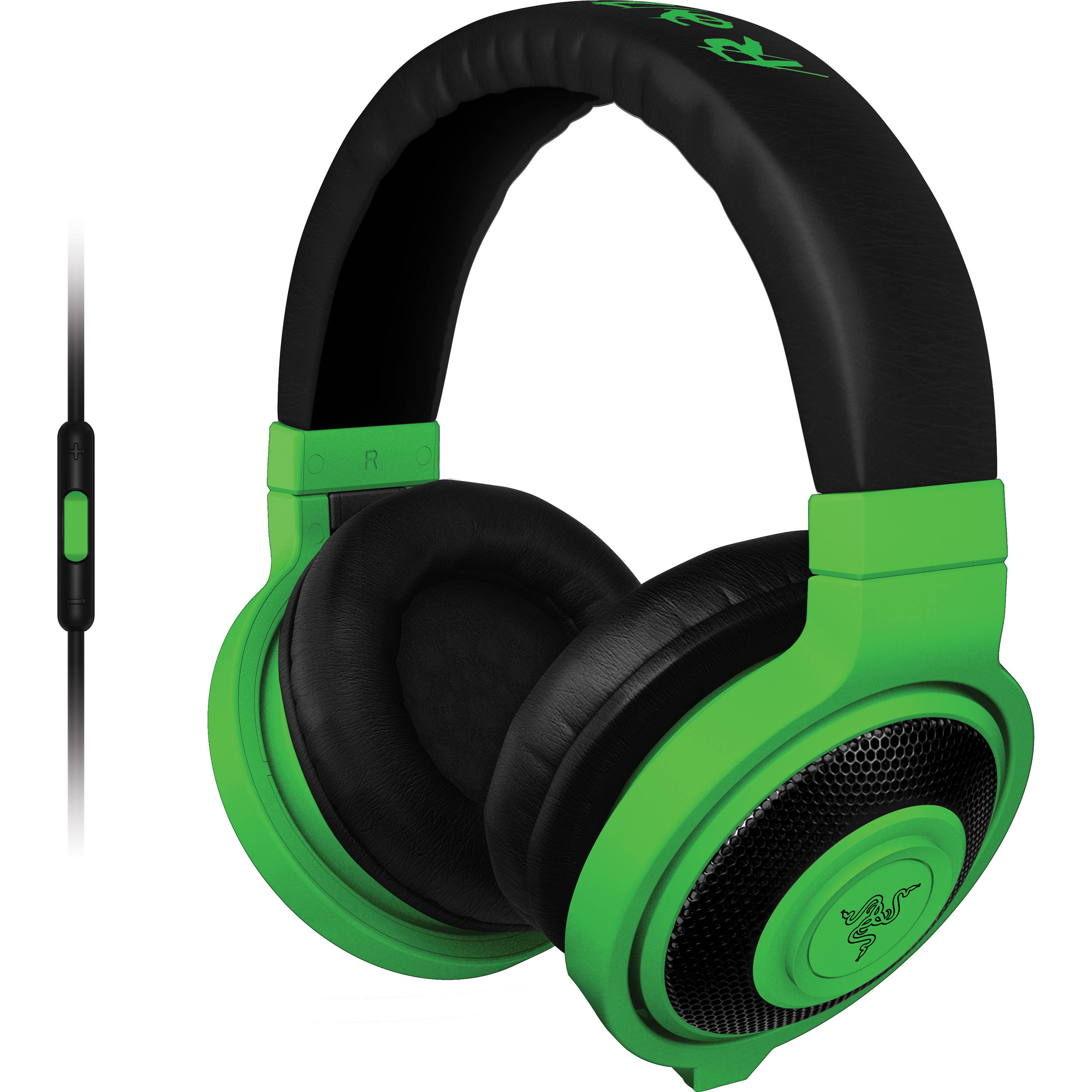 Razer Kraken Mobile Headphones (Neon Green) RZ04-01400100-R3U1