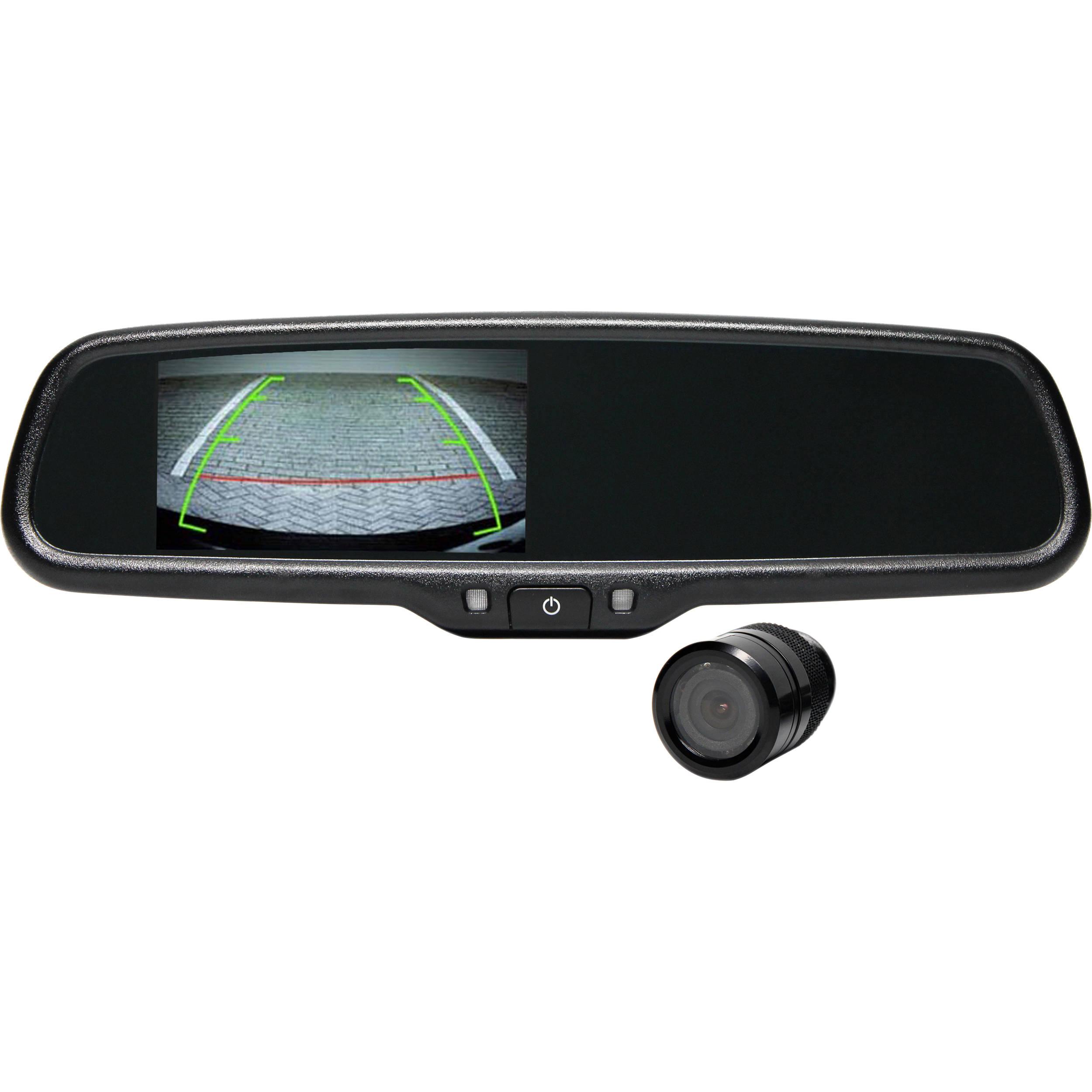 rear view safety flush mount camera system rvs 772718 b h photo. Black Bedroom Furniture Sets. Home Design Ideas