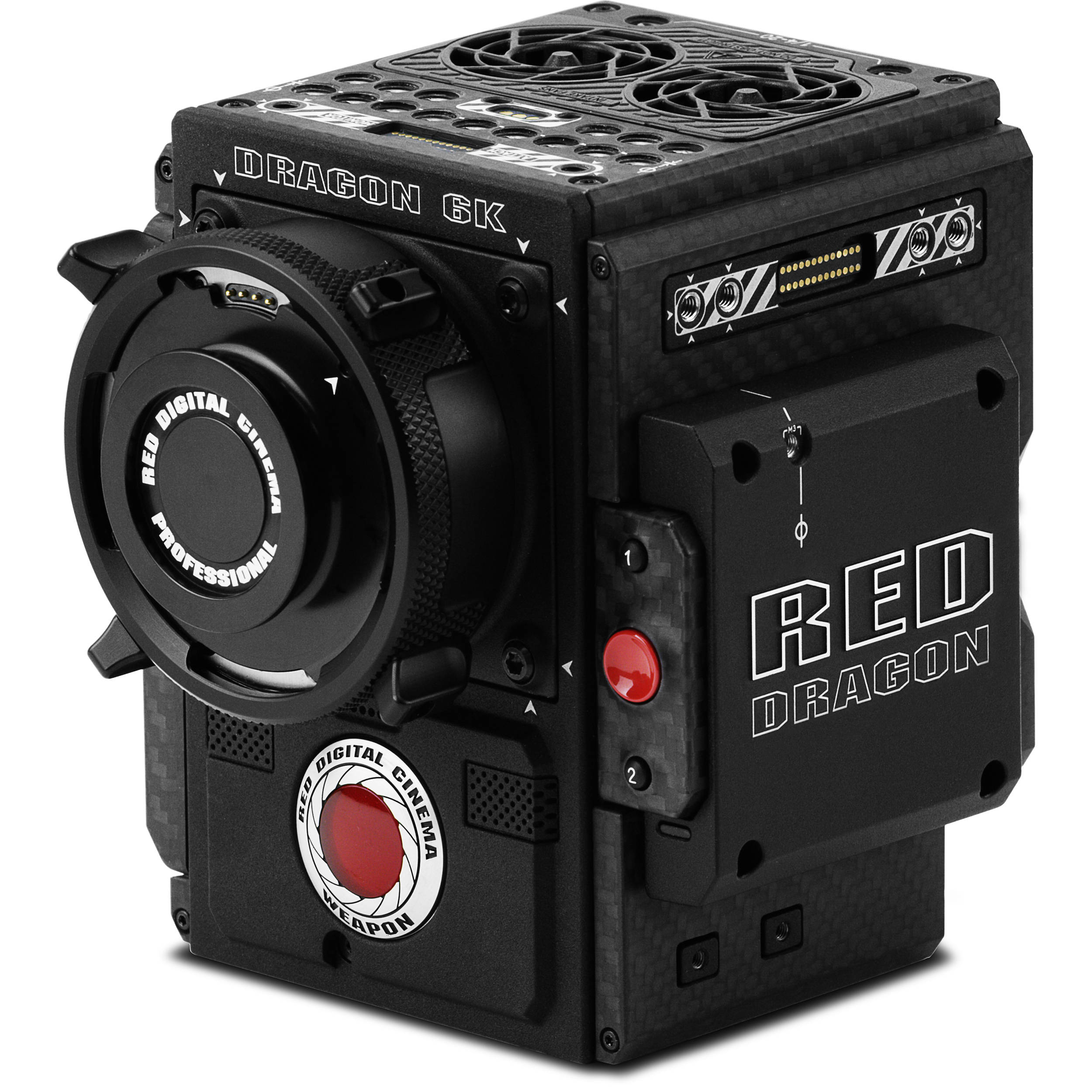 RED DIGITAL CINEMA WEAPON Carbon Fiber Brain 710-0201-STD B&H