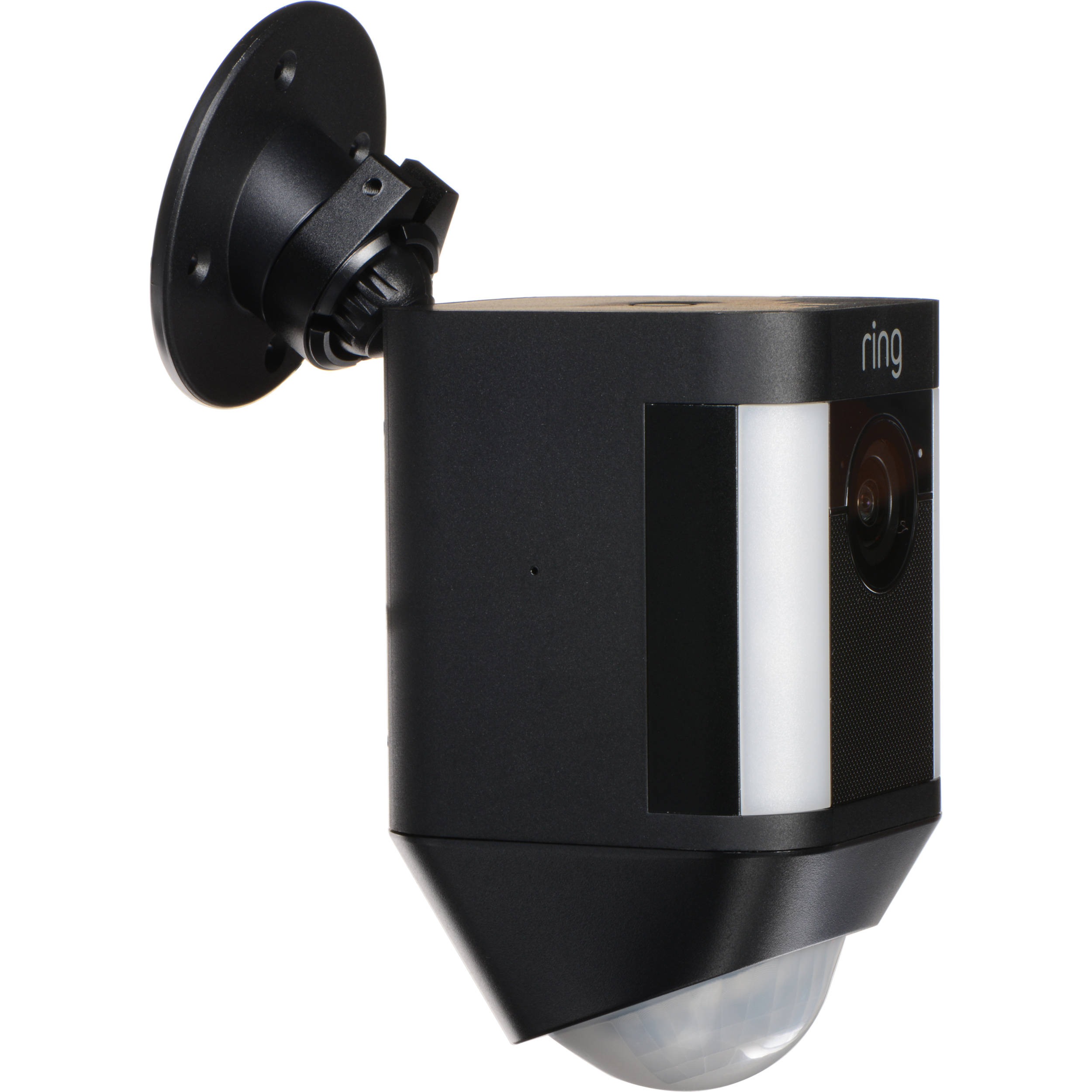 Ring spotlight cam 1080p outdoor wi fi camera 8sb1s7 ben0 bh ring spotlight cam 1080p outdoor wi fi camera with night vision battery powered arubaitofo Images