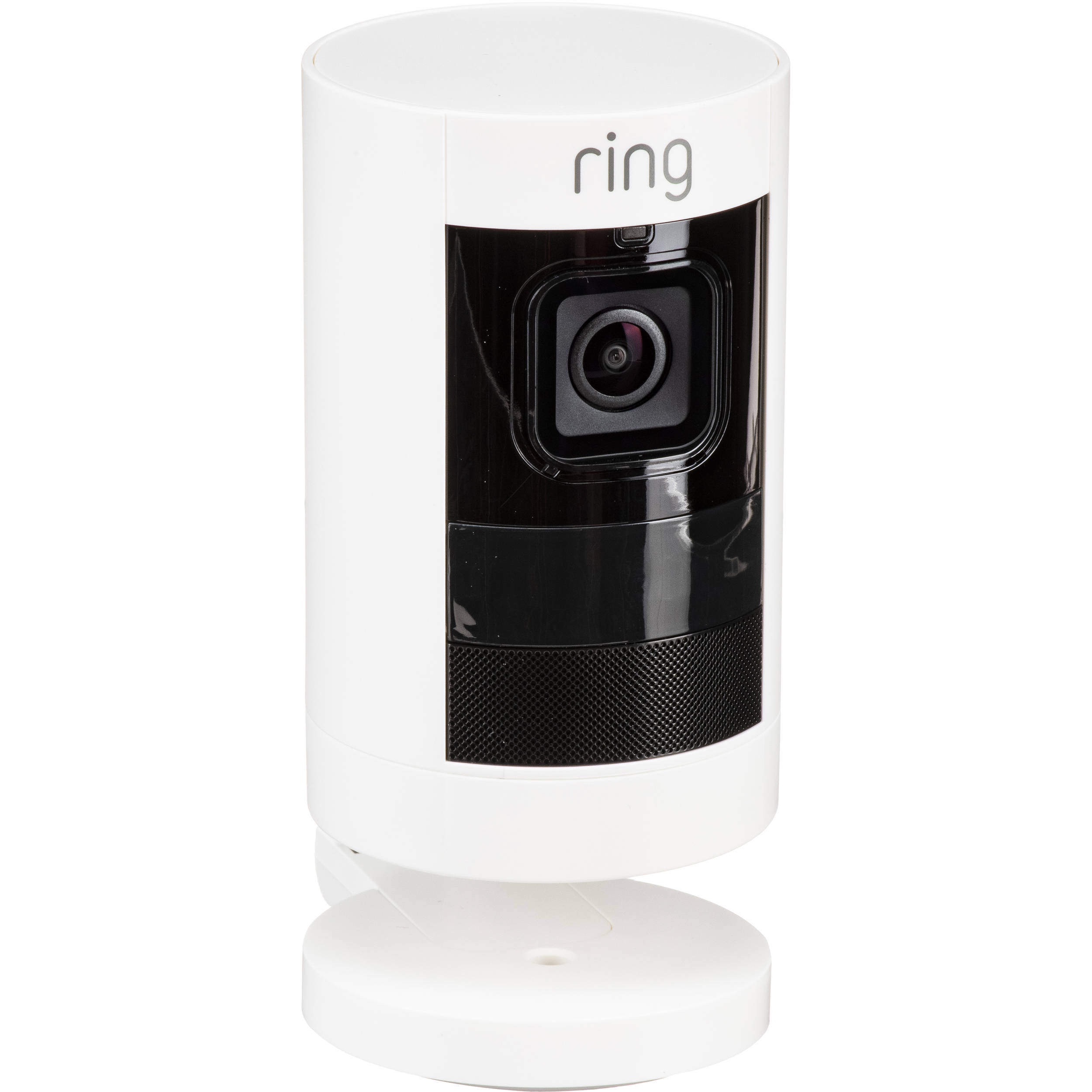 Used Ring Stick Up 1080p Outdoor Wireless Security 8ss1s8 Wen0