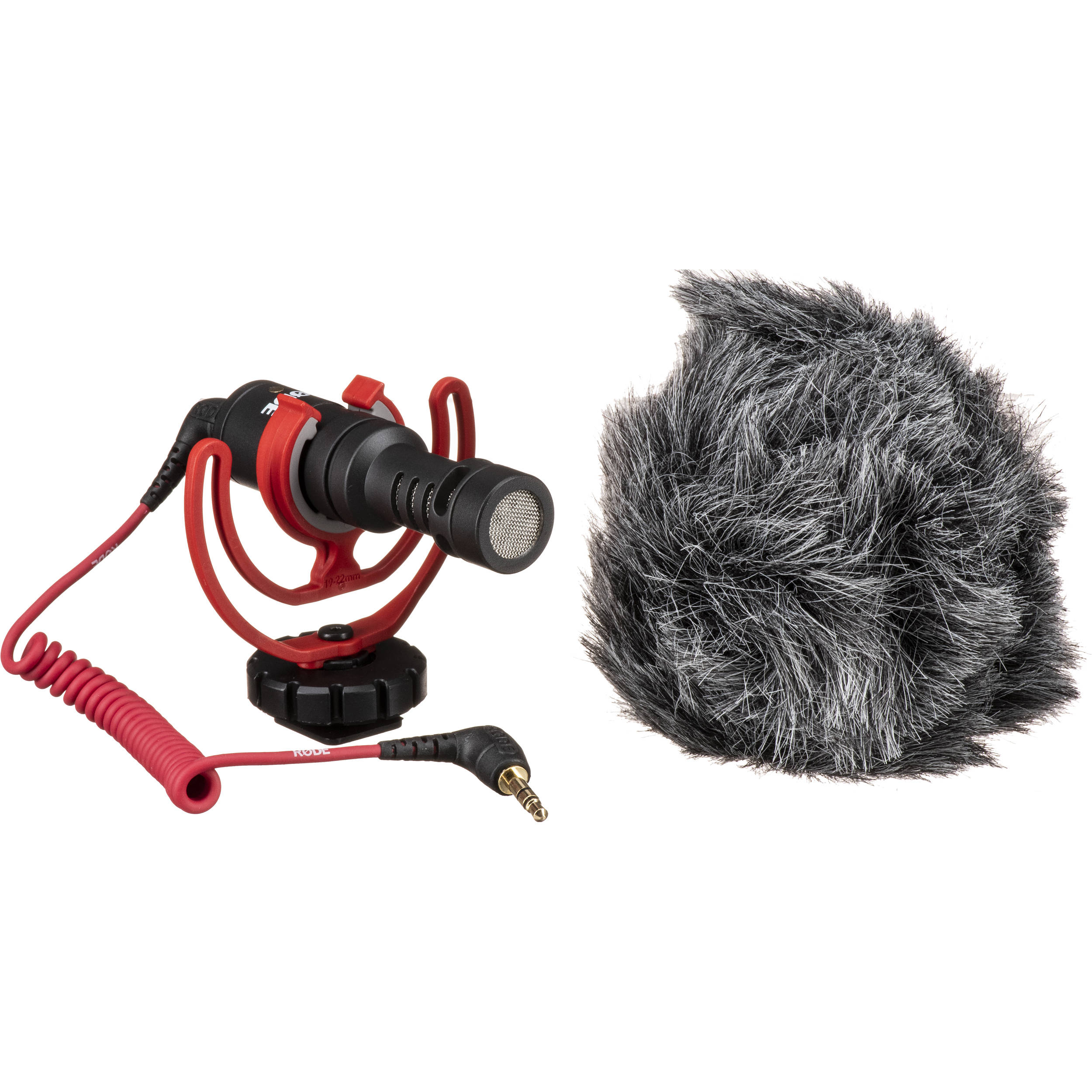 Rode Videomicro Compact On Camera Microphone Bh Boya By M1 Clip Mic For Canon Nikon Sony Dslr Kamera Universal Video Camcorder Iphone