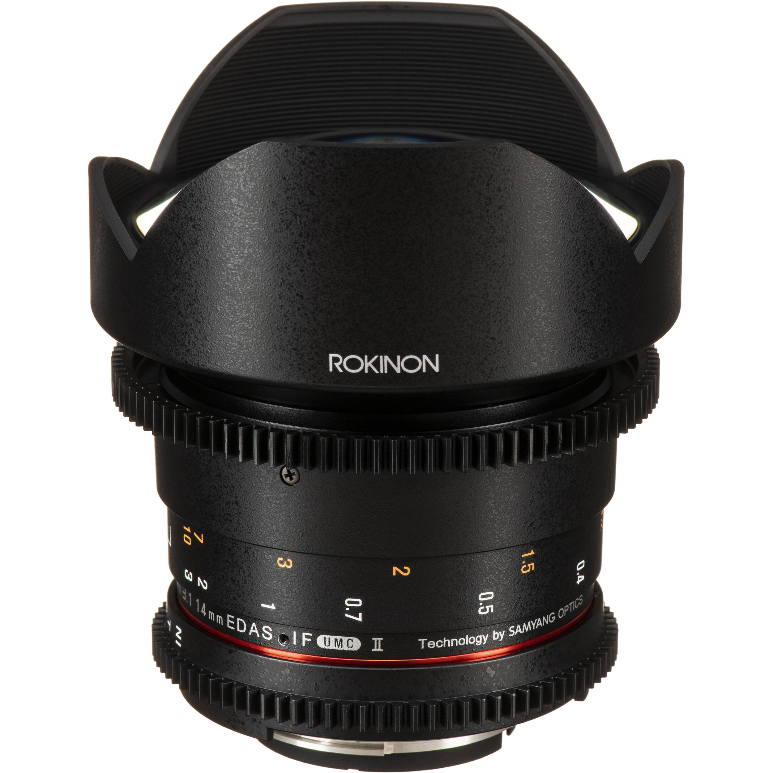 rokinon ds14m n ds 14mm t3 1 cine